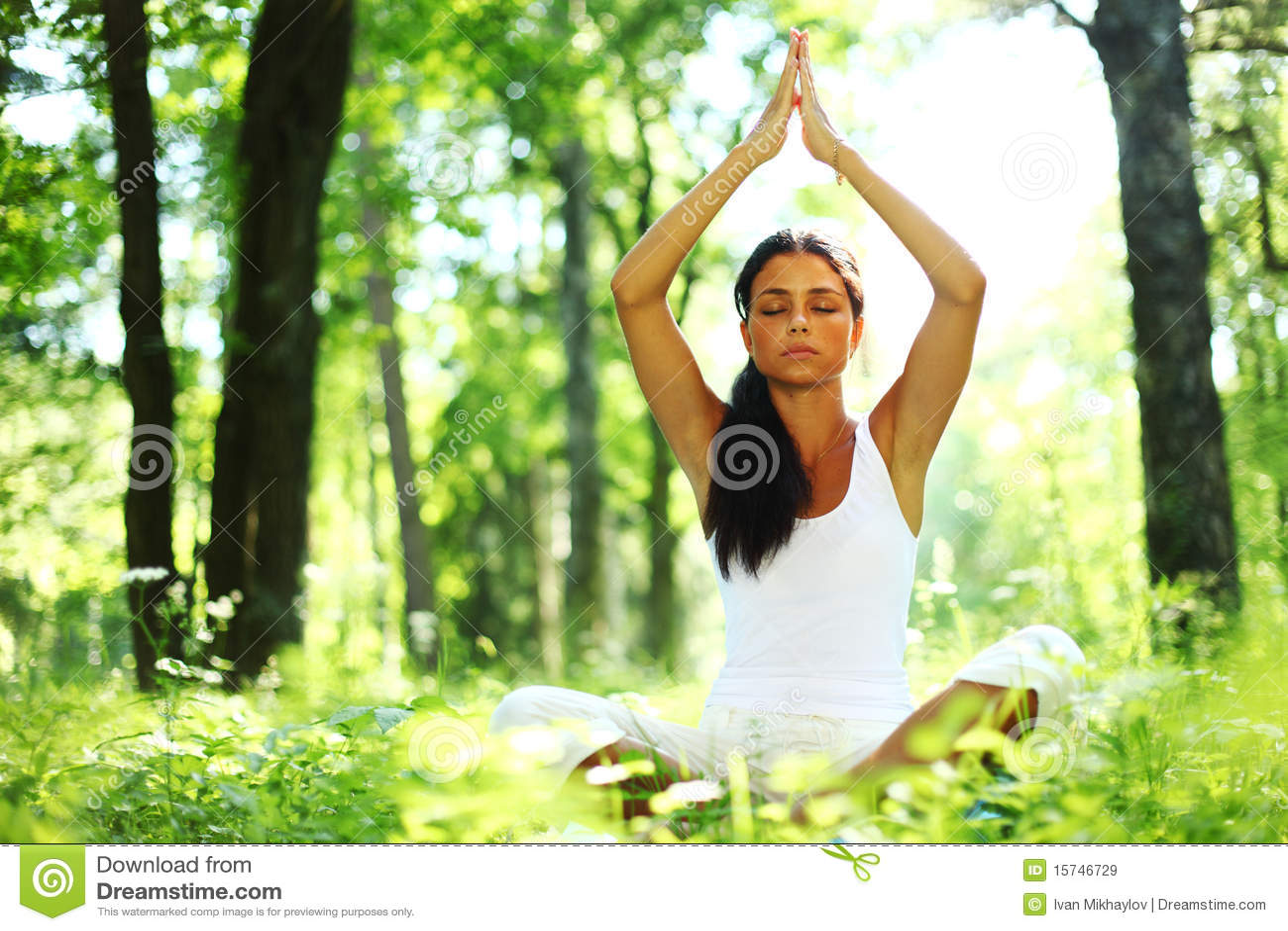 йога восхода солнца лотоса