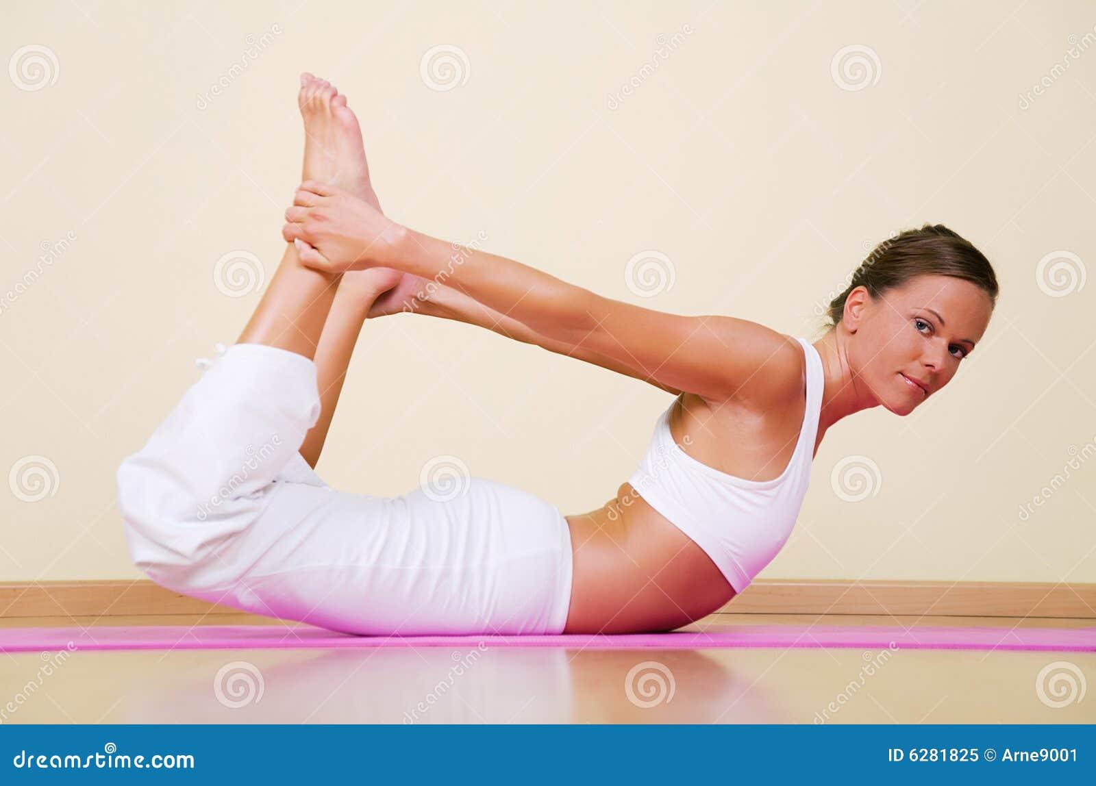 Видео уроки йоги для похудения - сециальный выпуск