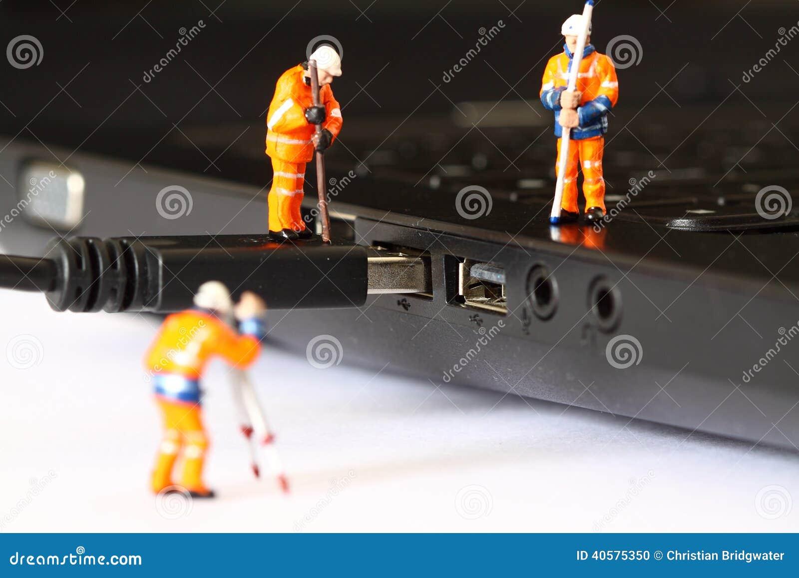Кабель a USB работников конструкции модельный