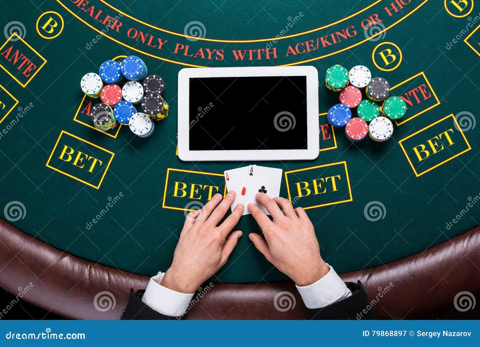 Азартні ігри на робочому місці