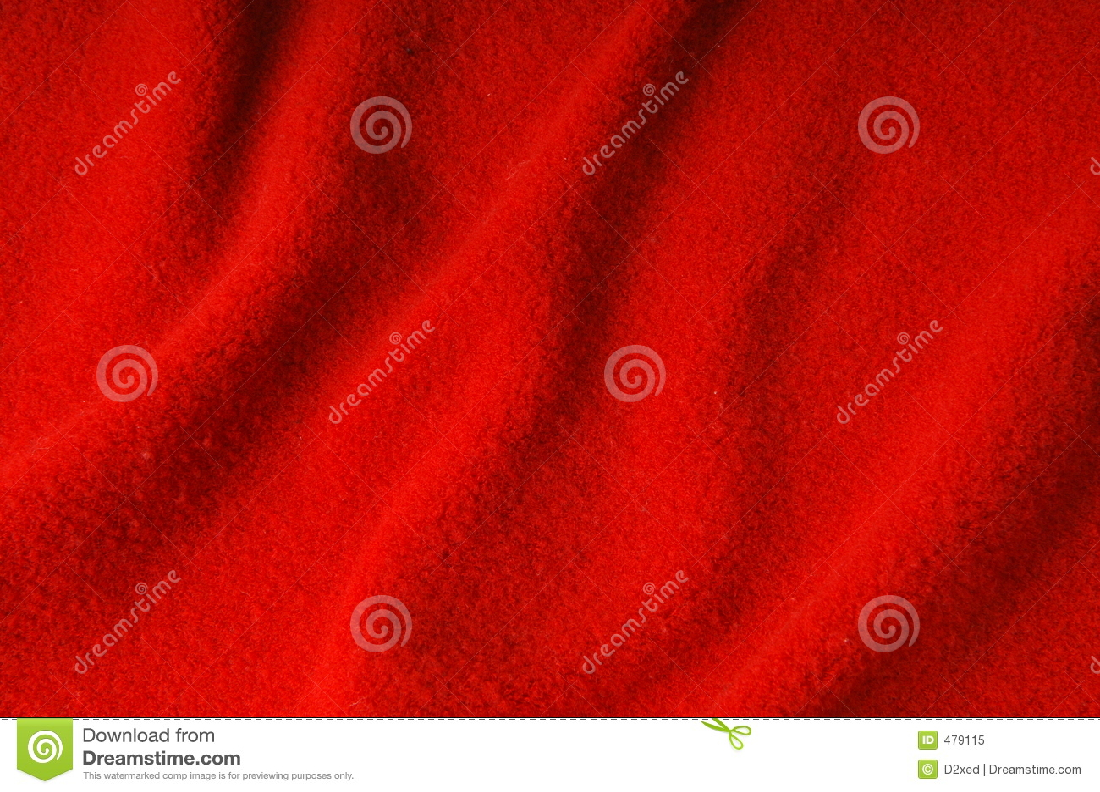 как красный цвет ткани предпосылки