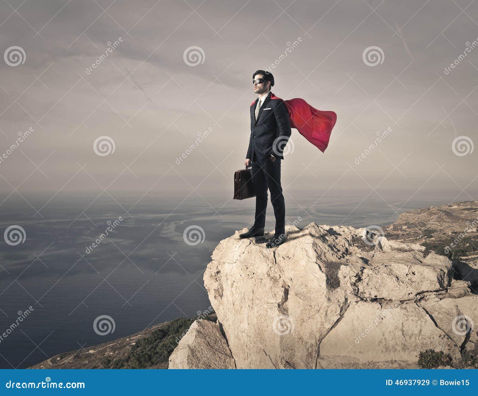 Как супергерой