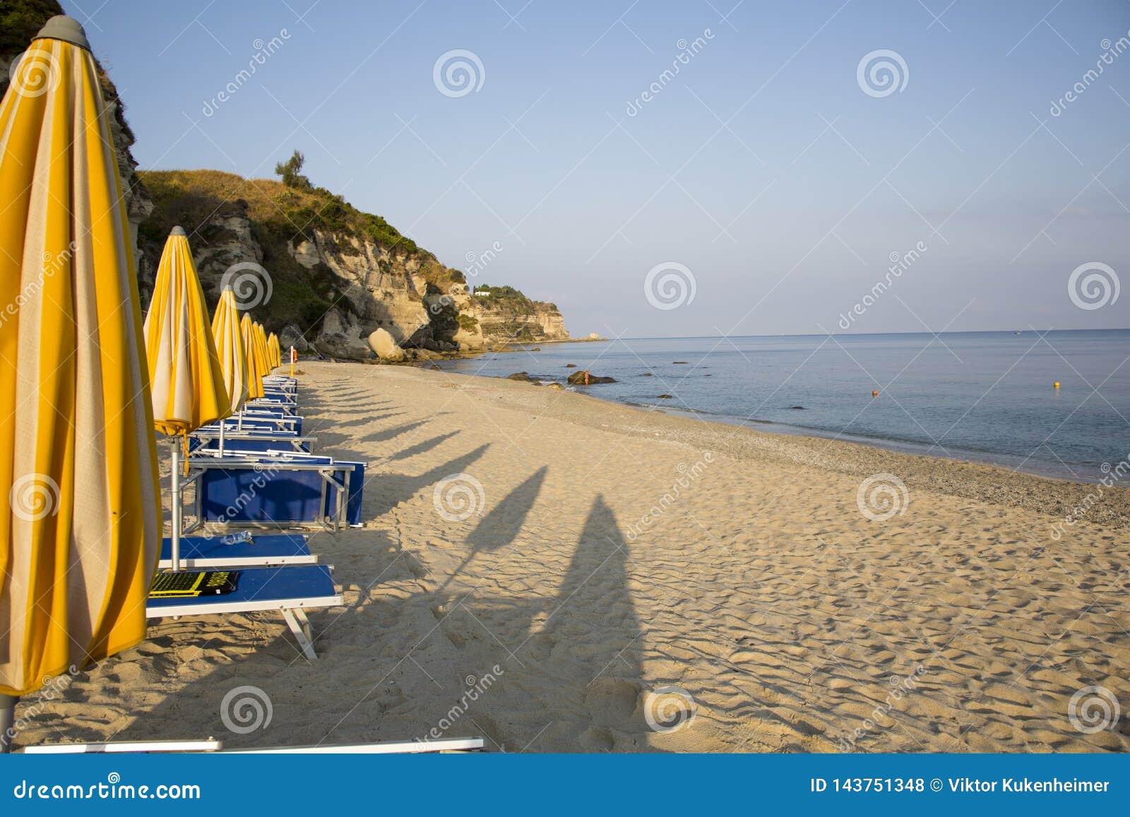 Калабрия расположена в юго-западной Италии