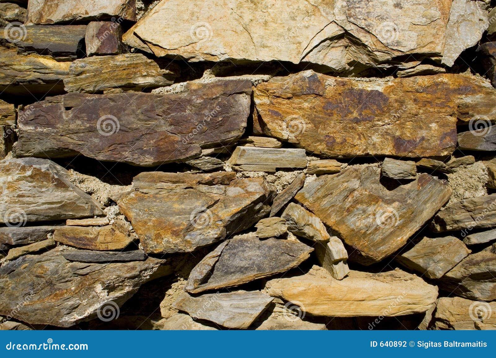 Download каменная стена стоковое фото. изображение насчитывающей стена - 640892