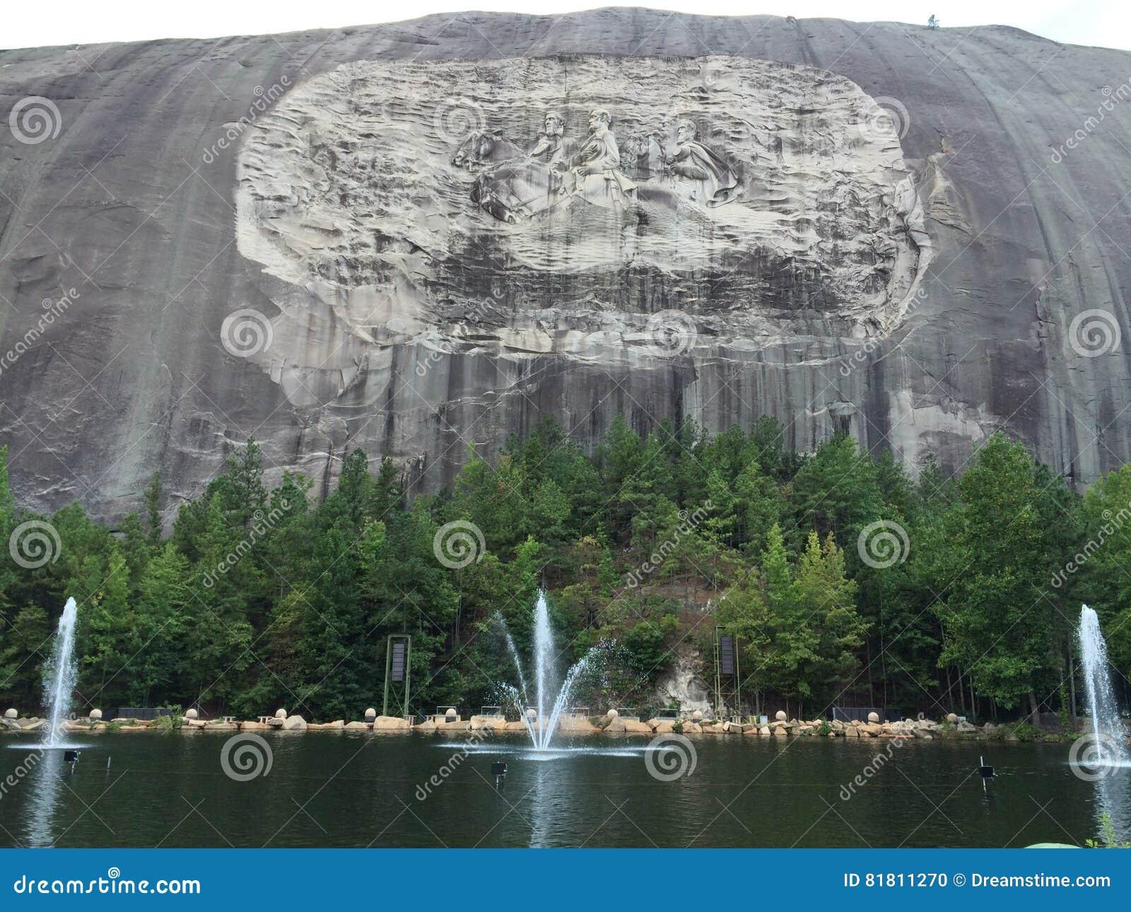 Каменный парк горы