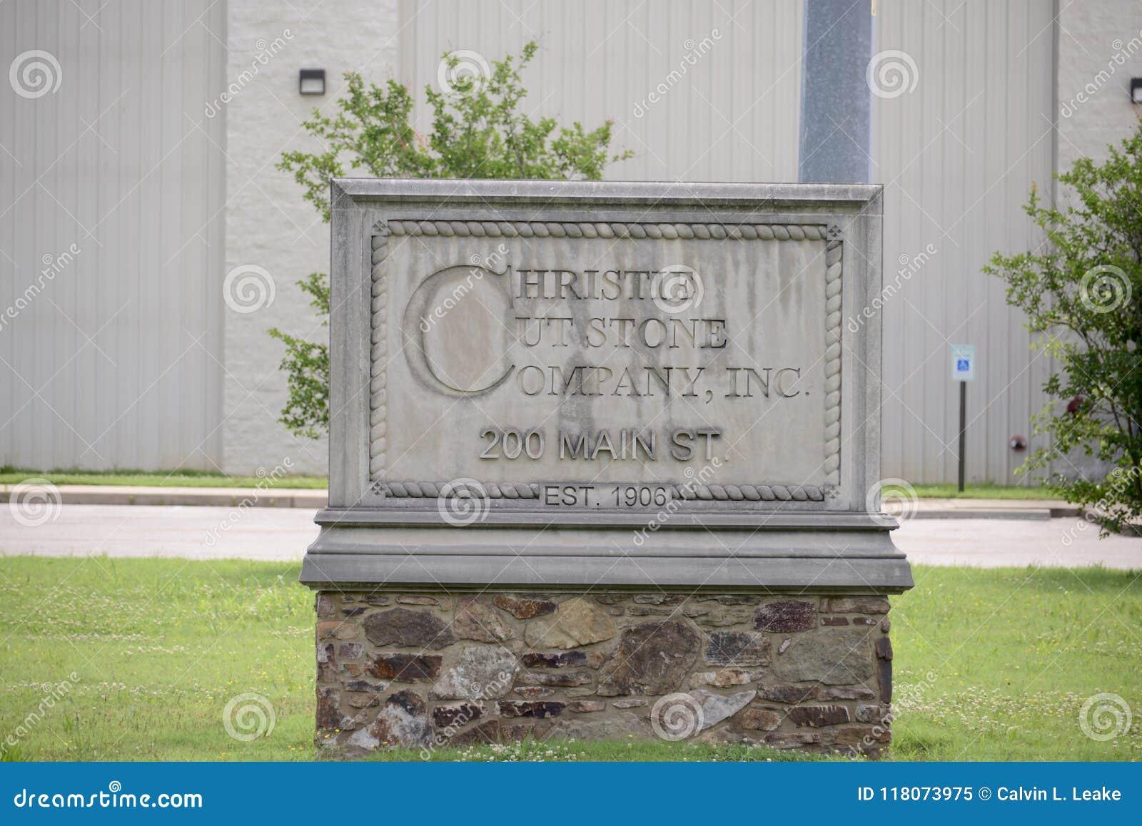 Камень отрезка Christie, Inc