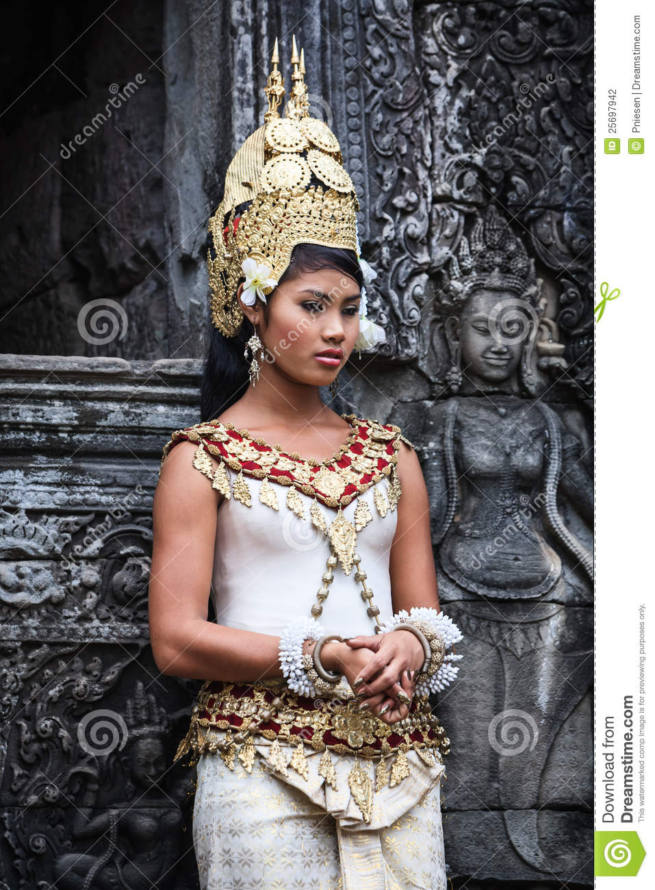 khmer apsara pictures - 600×900