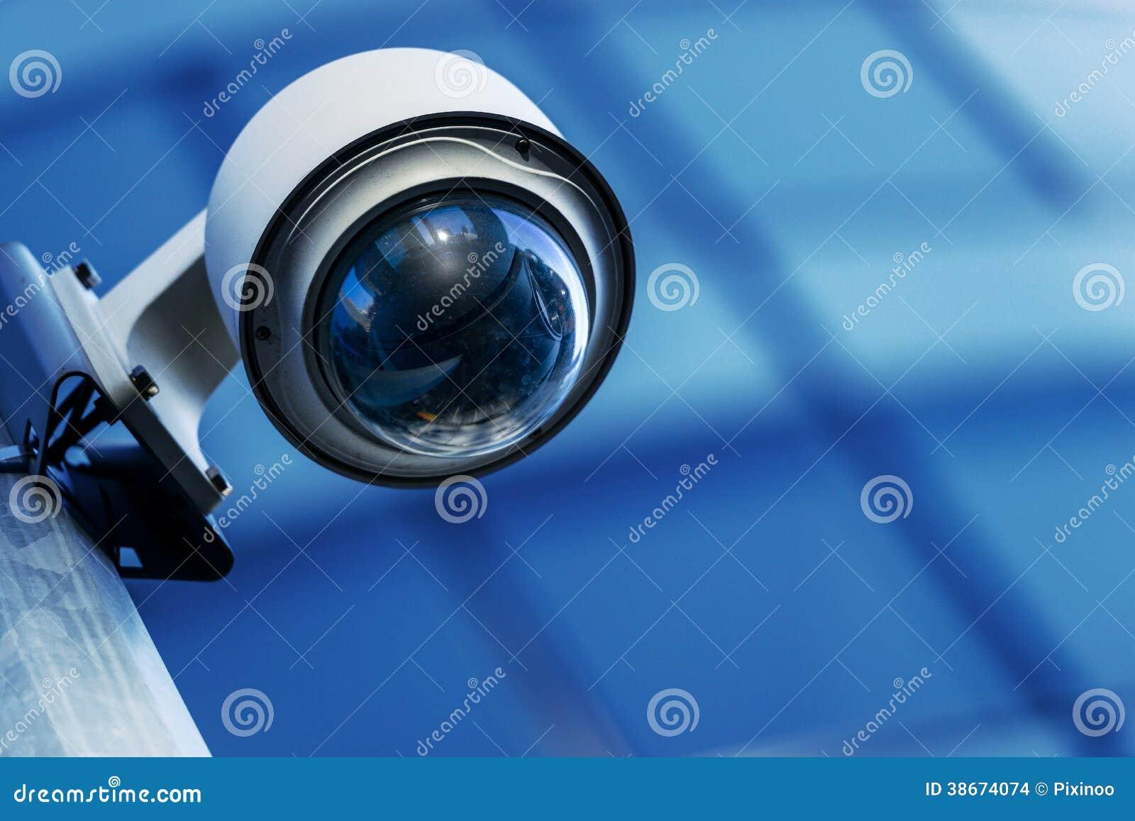 Камера слежения и городское видео