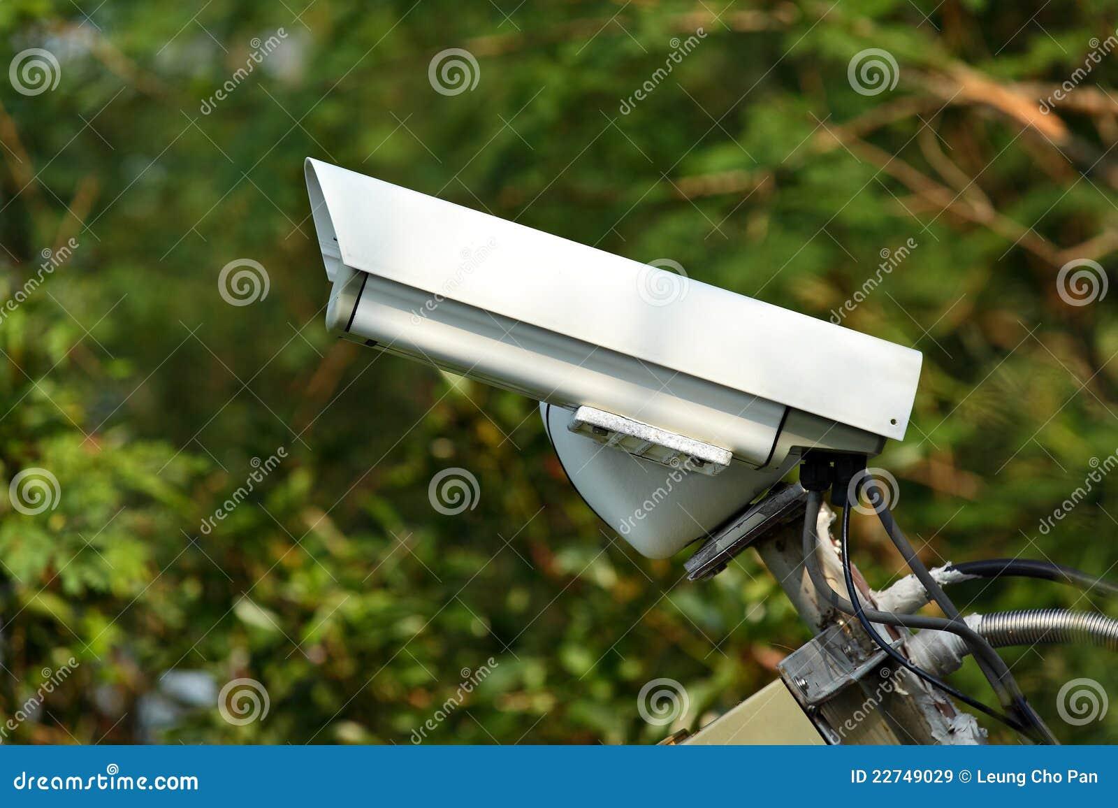 Камера слежения, CCTV