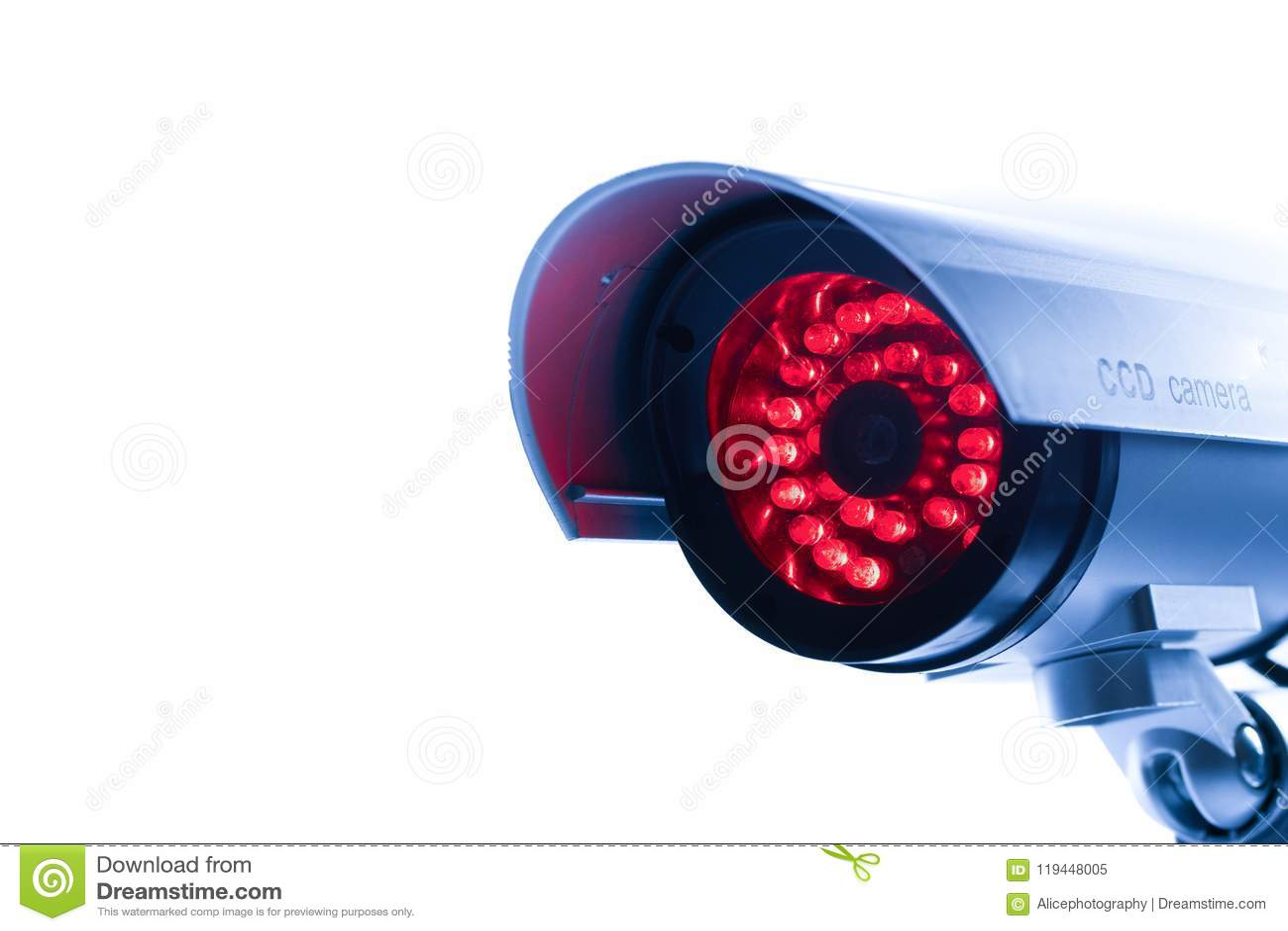 Камера CCTV безопасностью