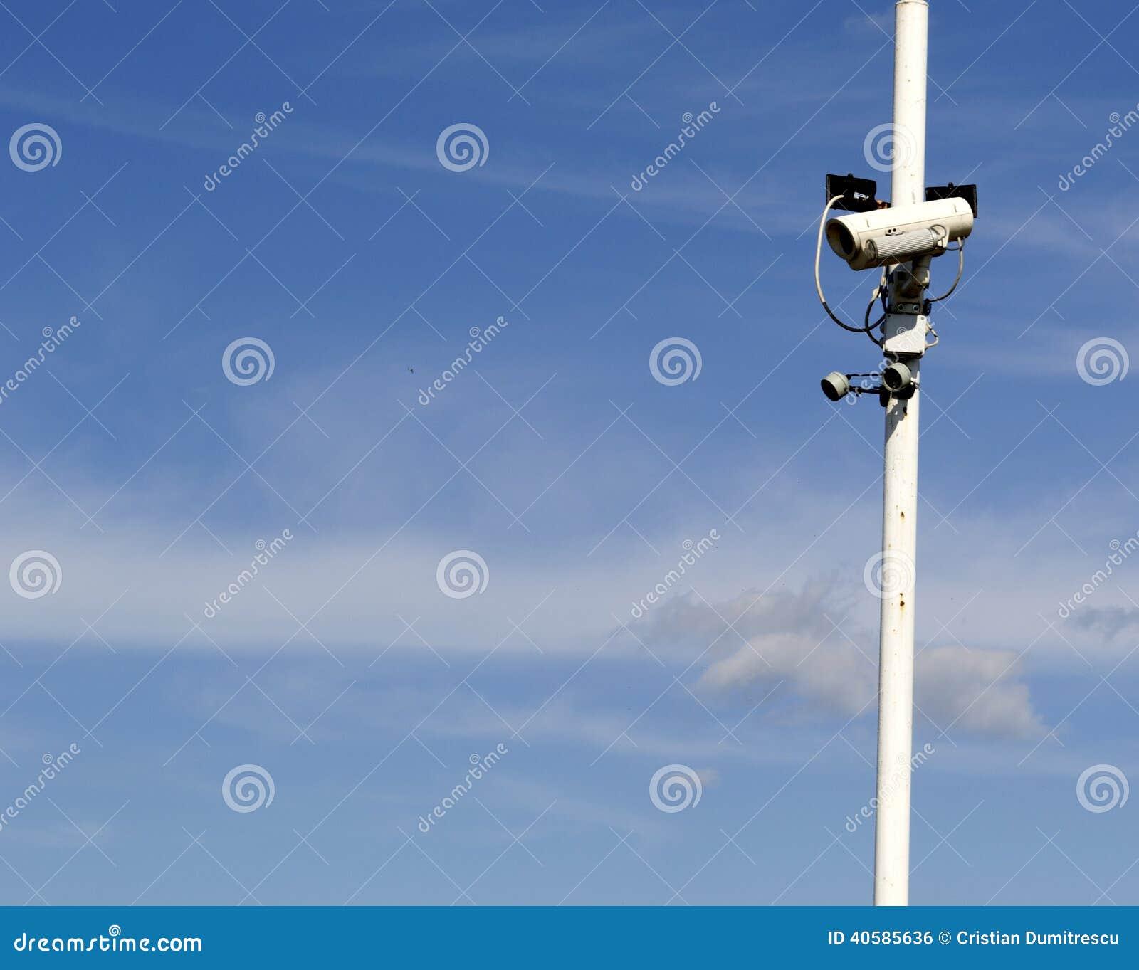 Камеры слежения