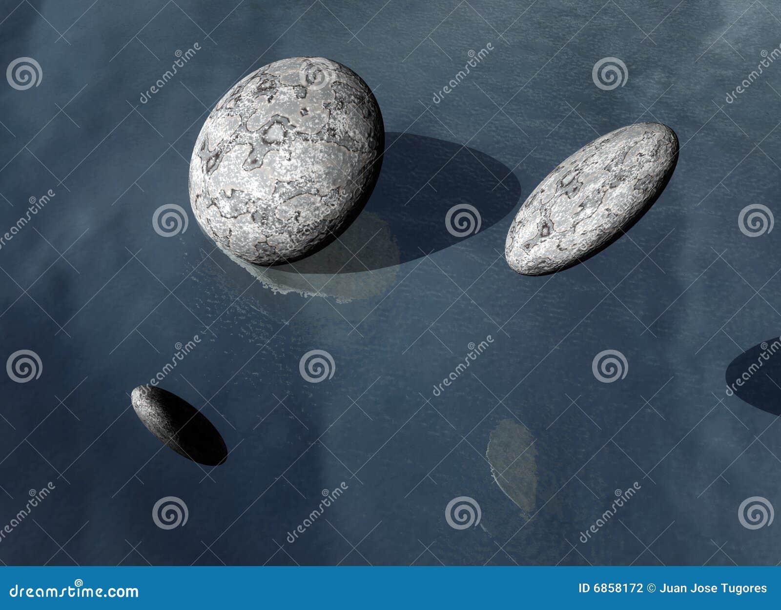 камни серого цвета предпосылки