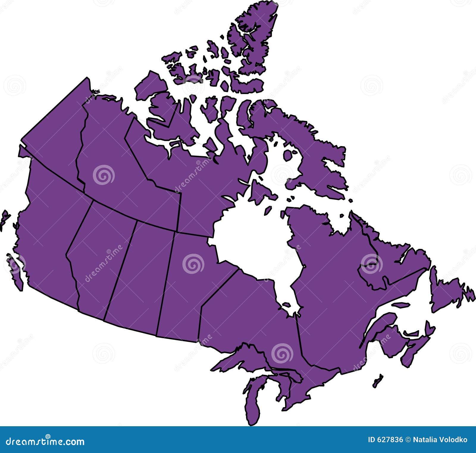 Download Канада иллюстрация штока. иллюстрации насчитывающей туризм - 627836