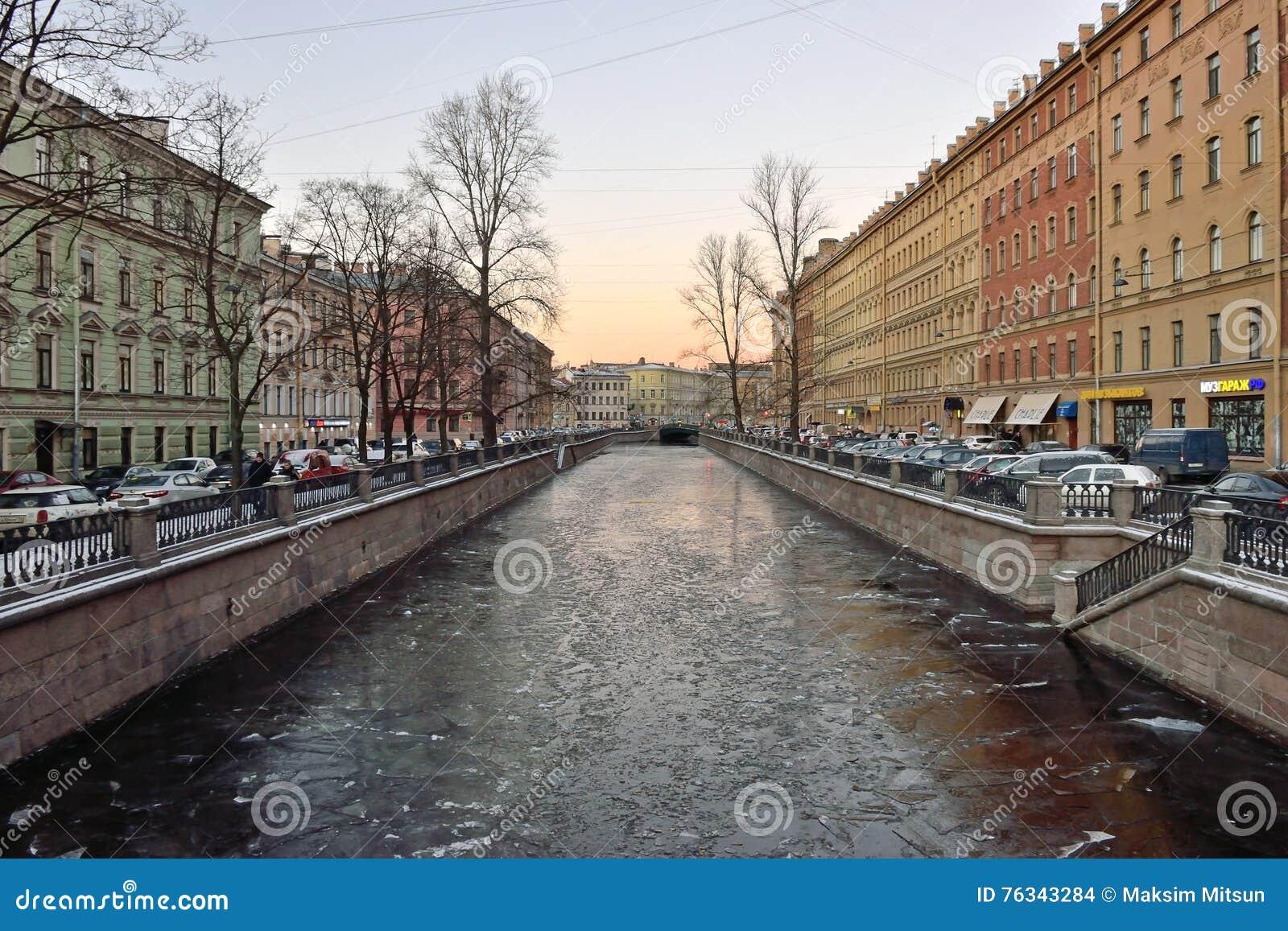 Канал и ясность лед