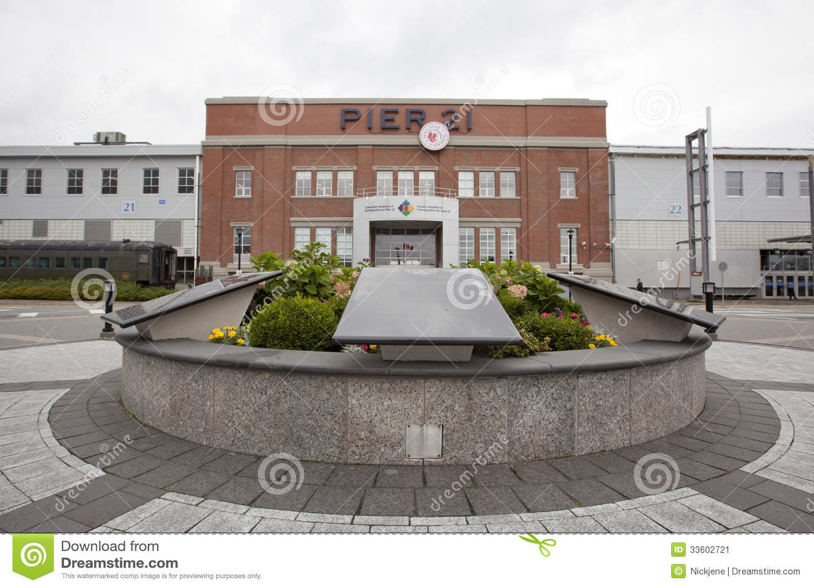Канадский музей иммиграции на пристани 21 Halifax
