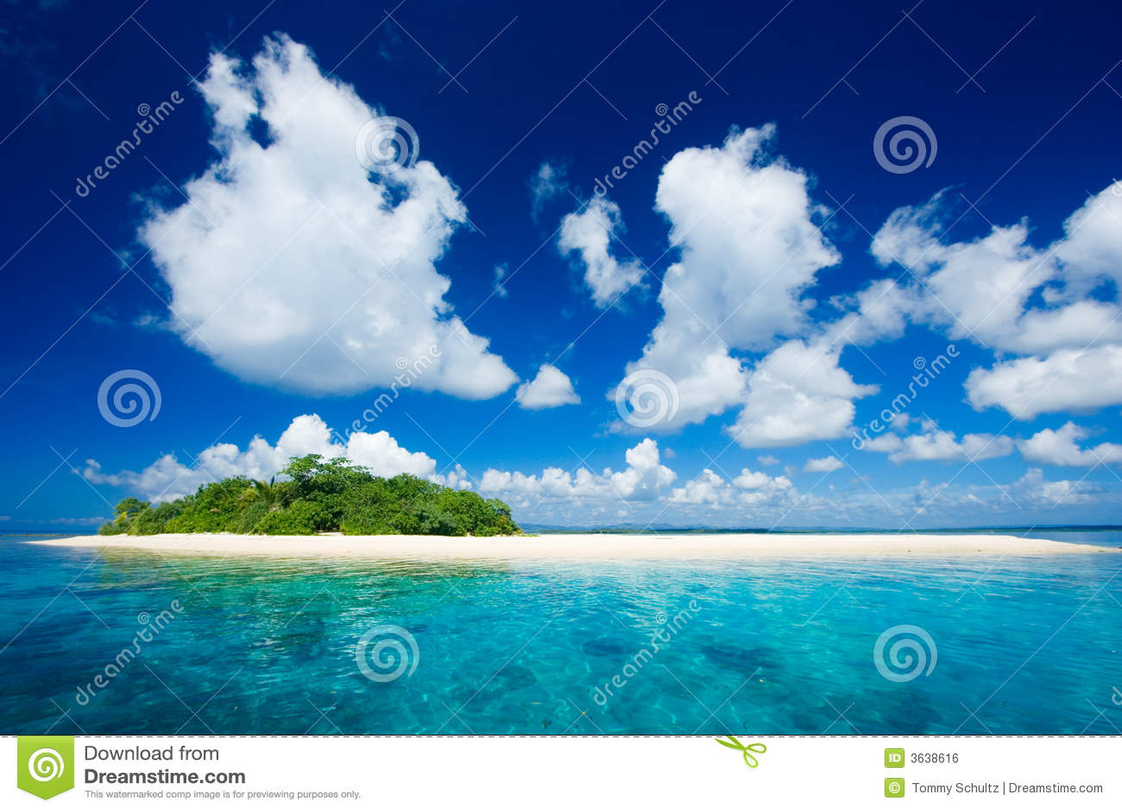 каникула рая острова тропическая