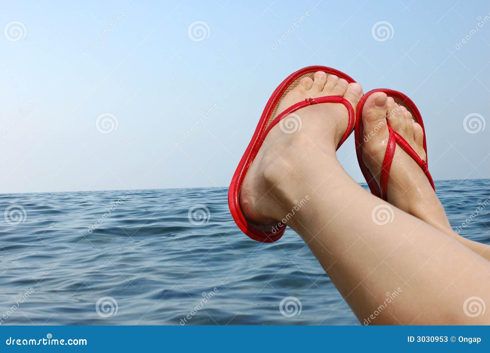 каникулы моря