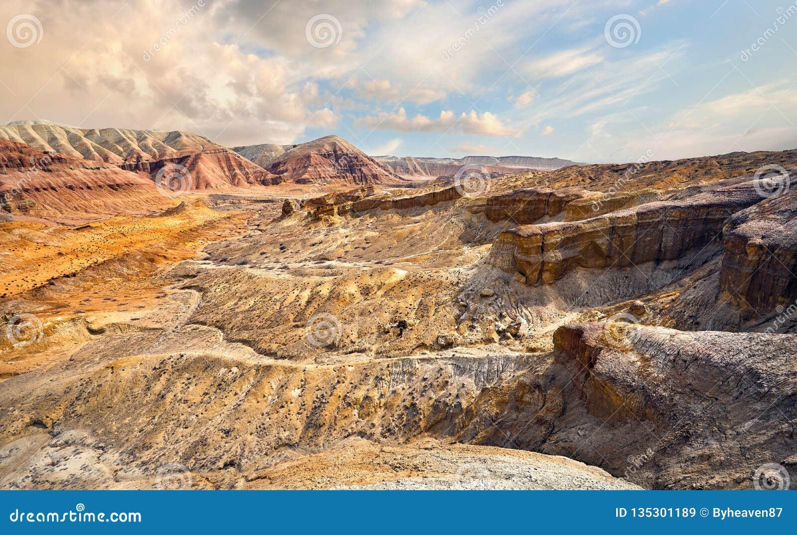 Каньоны в пустыне