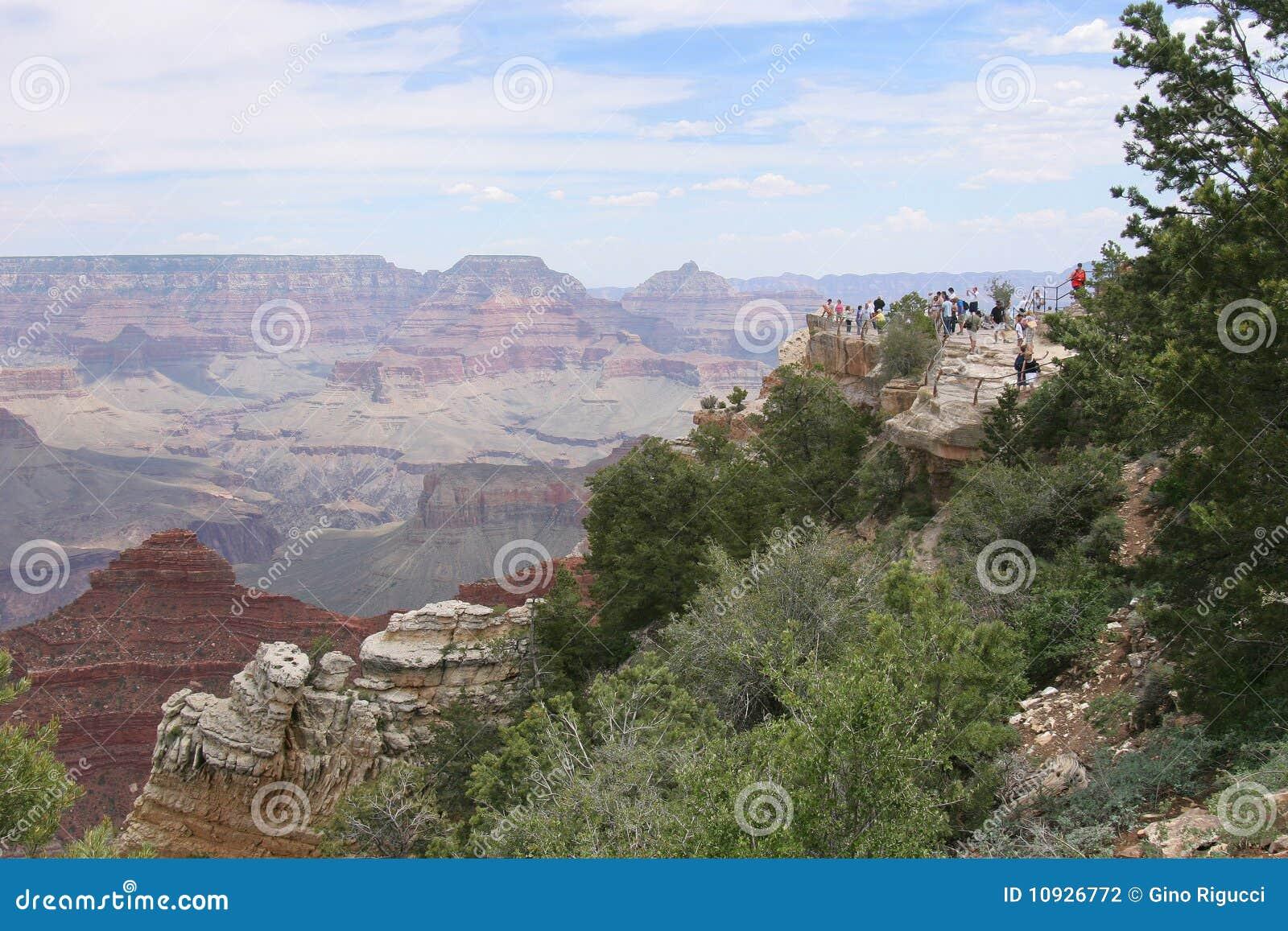 каньон az грандиозный