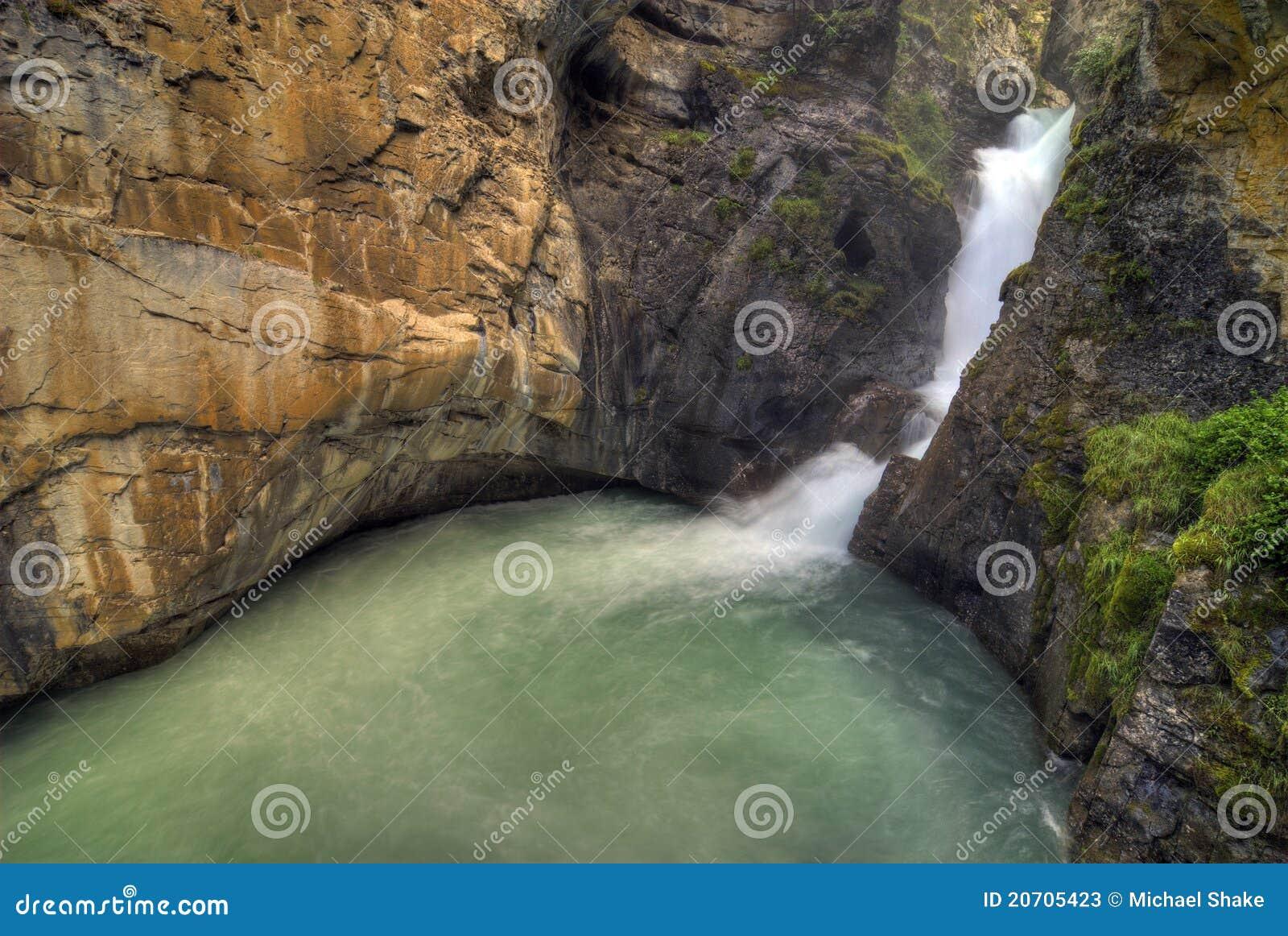 каньон johnston