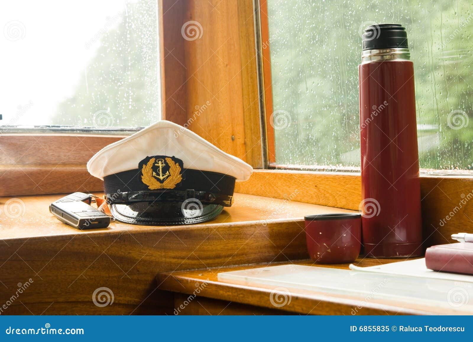 капитан кабины