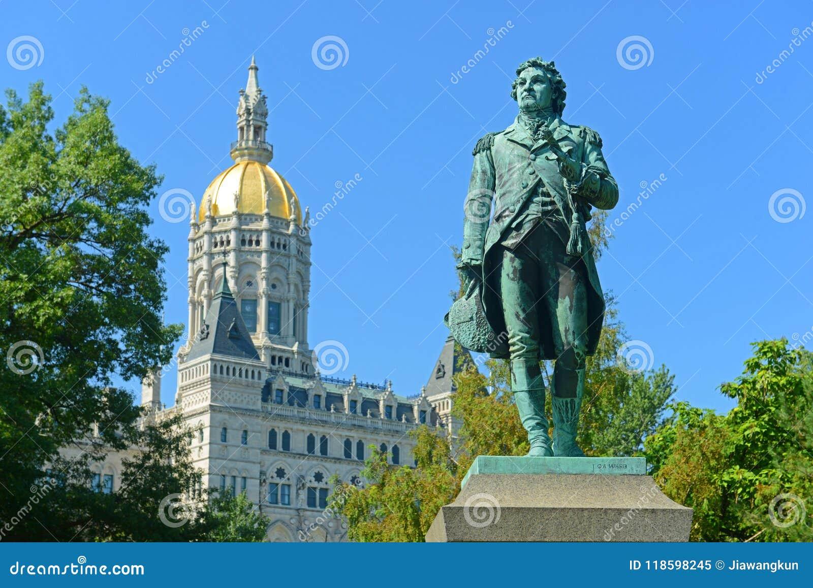 Капитолий положения Коннектикута, Hartford, CT, США