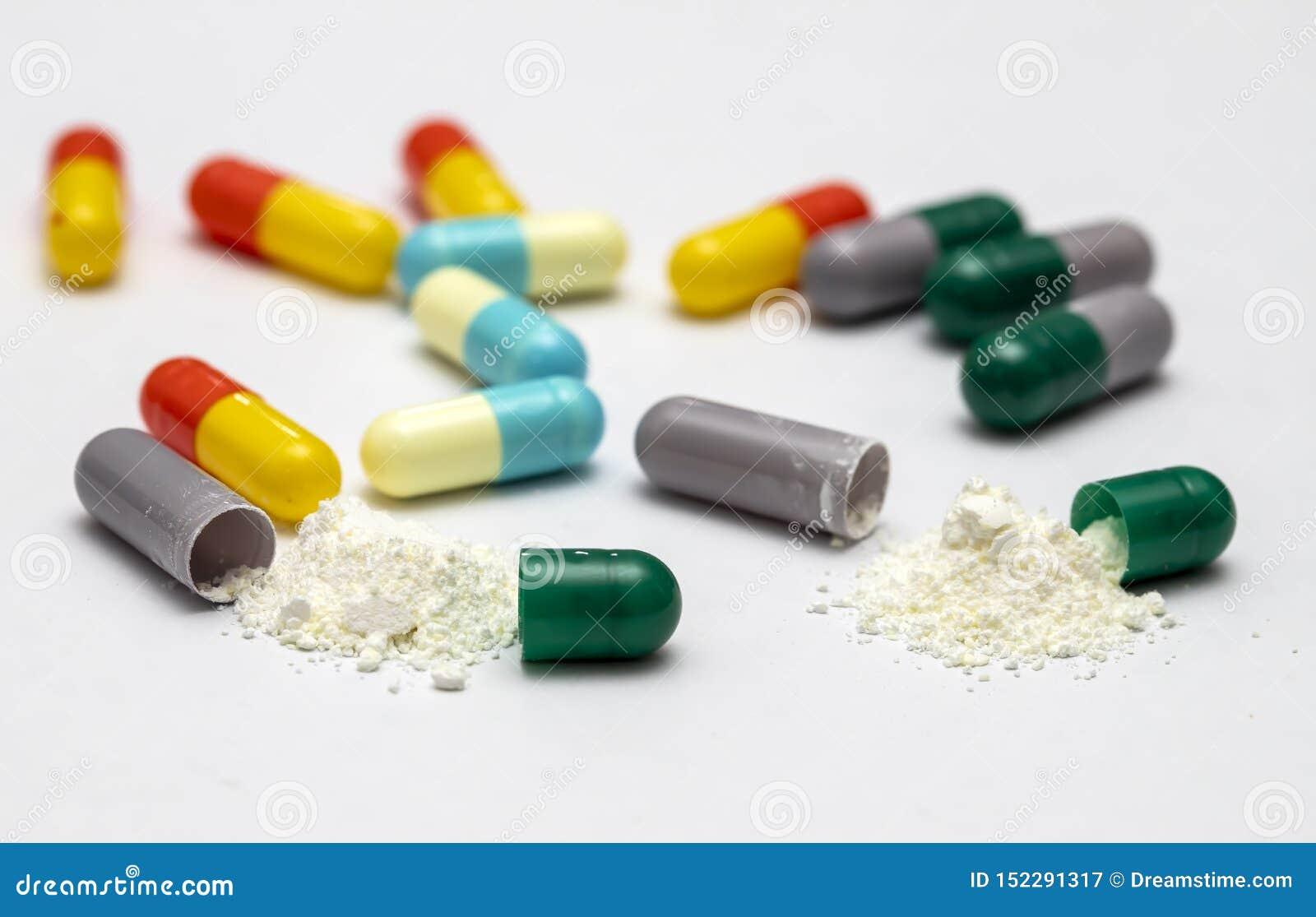Капсулы и таблетки для здоровья
