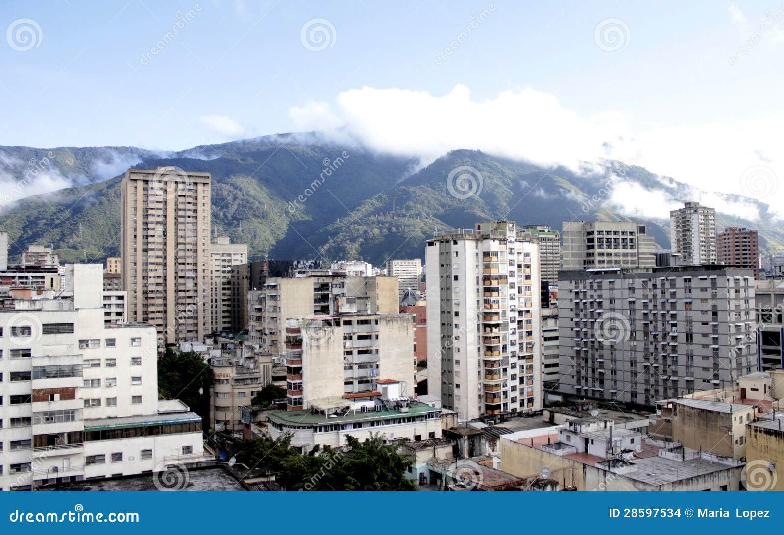 Каракас от Ла Candelaria