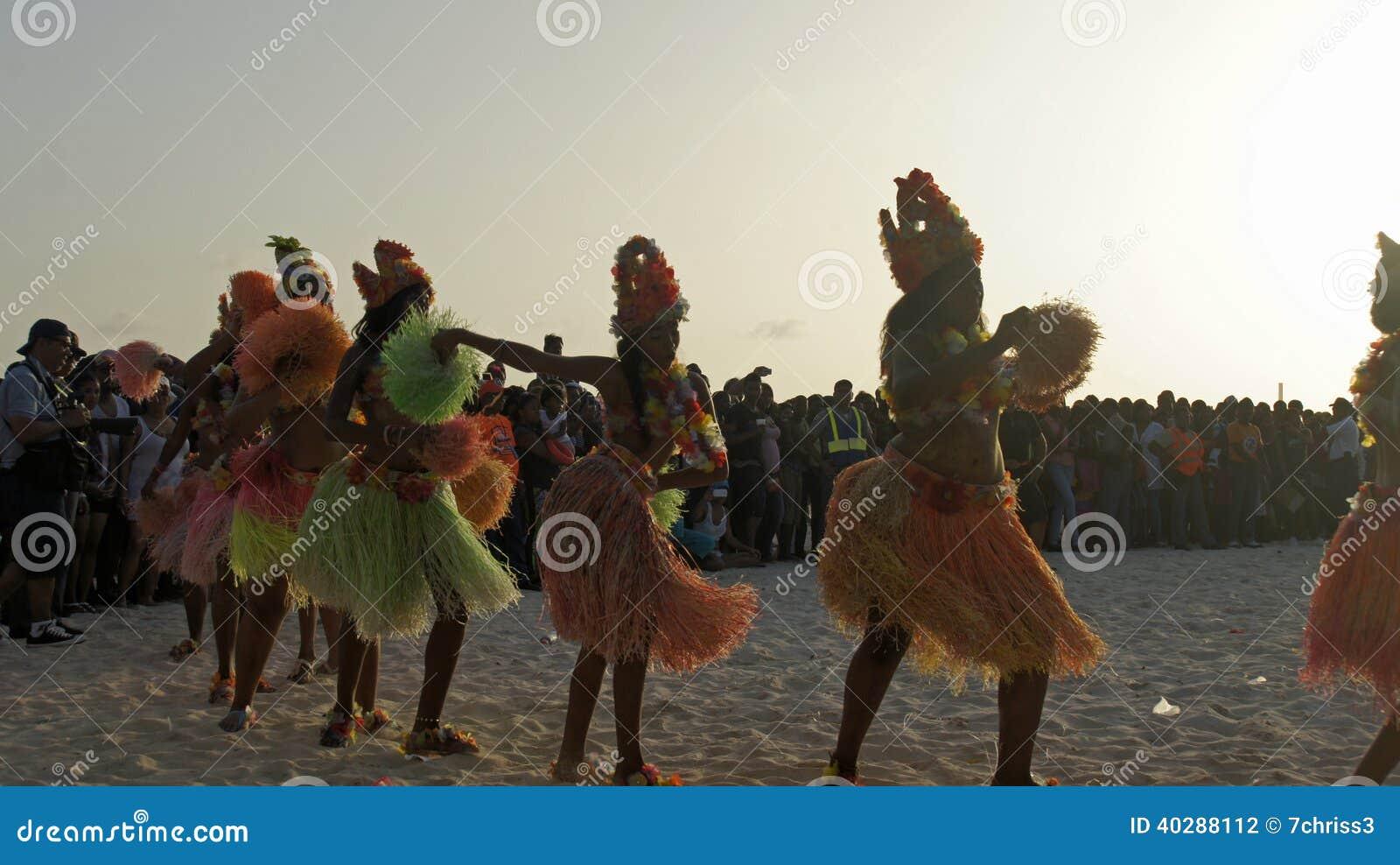 Карибская масленица