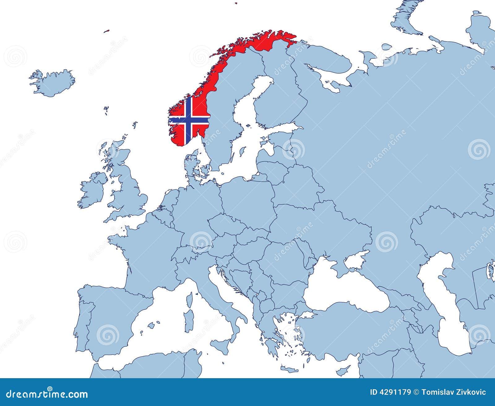 Картинки по запросу карта Европы,Норвегия