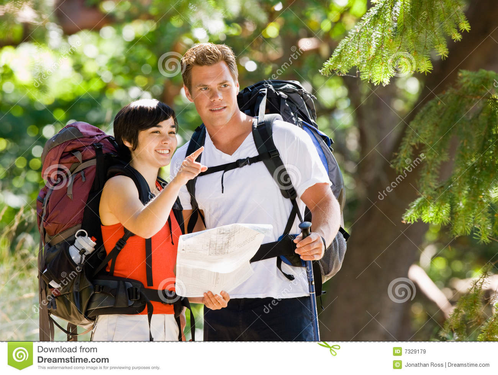 карта пар backpacks
