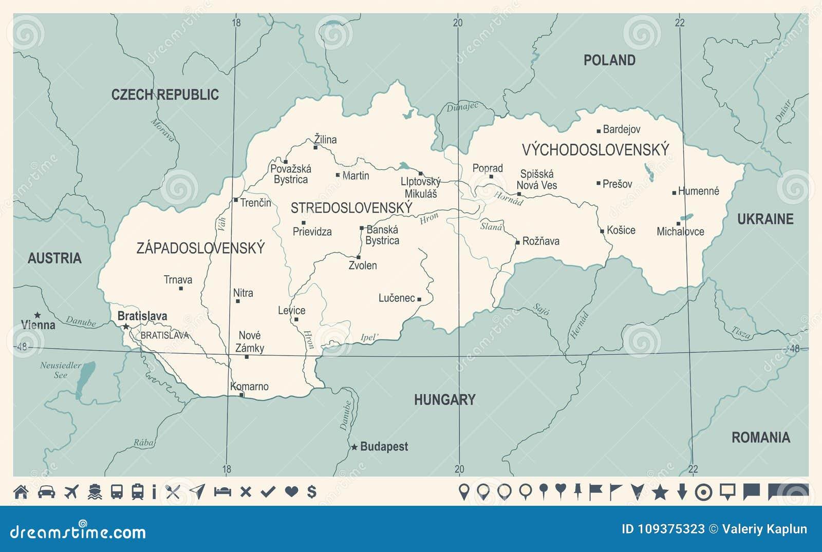 Карта словакиї чемпионат словакии по футболу 2019 таблица