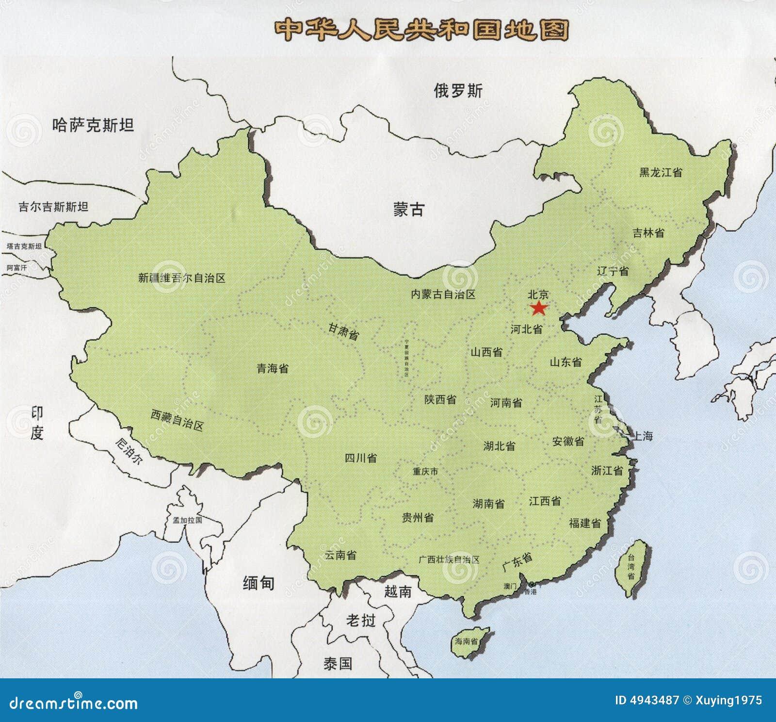 карта фарфора