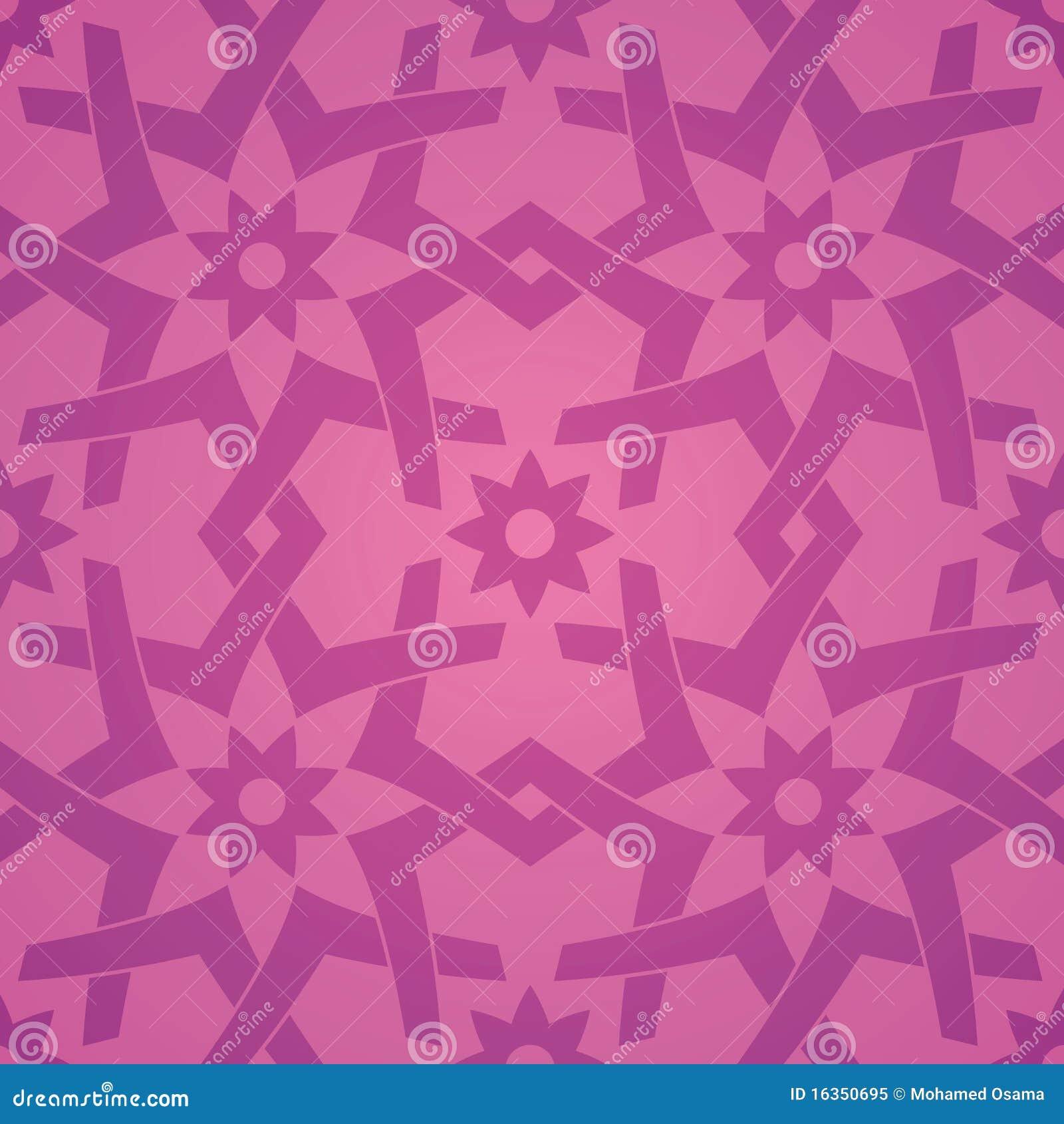 картина влюбленности цветка геометрическая безшовная