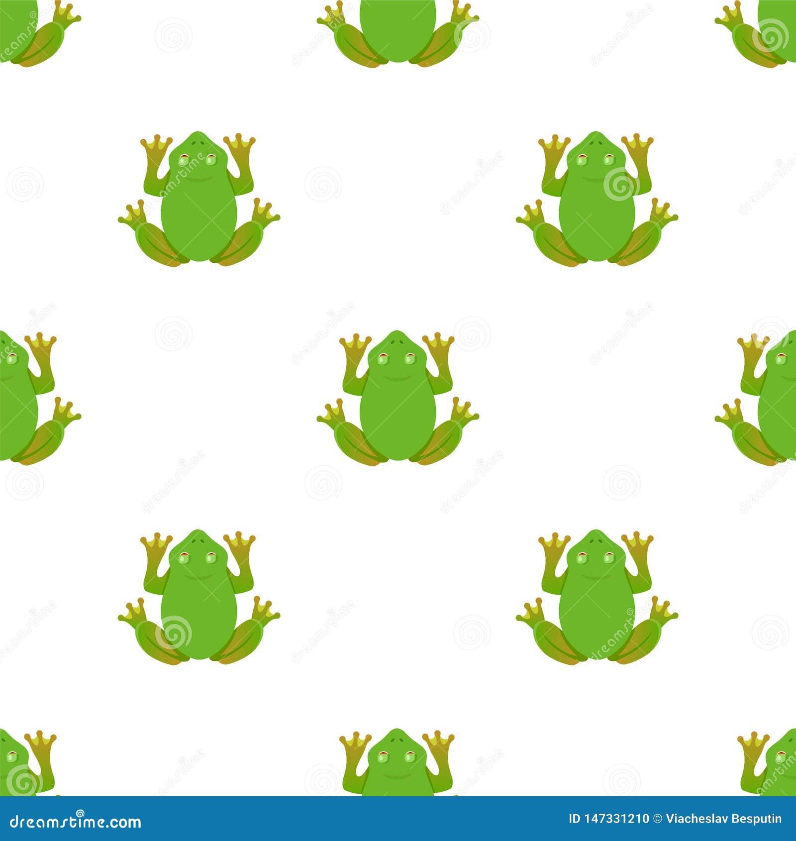 Картина лягушки на белой предпосылке