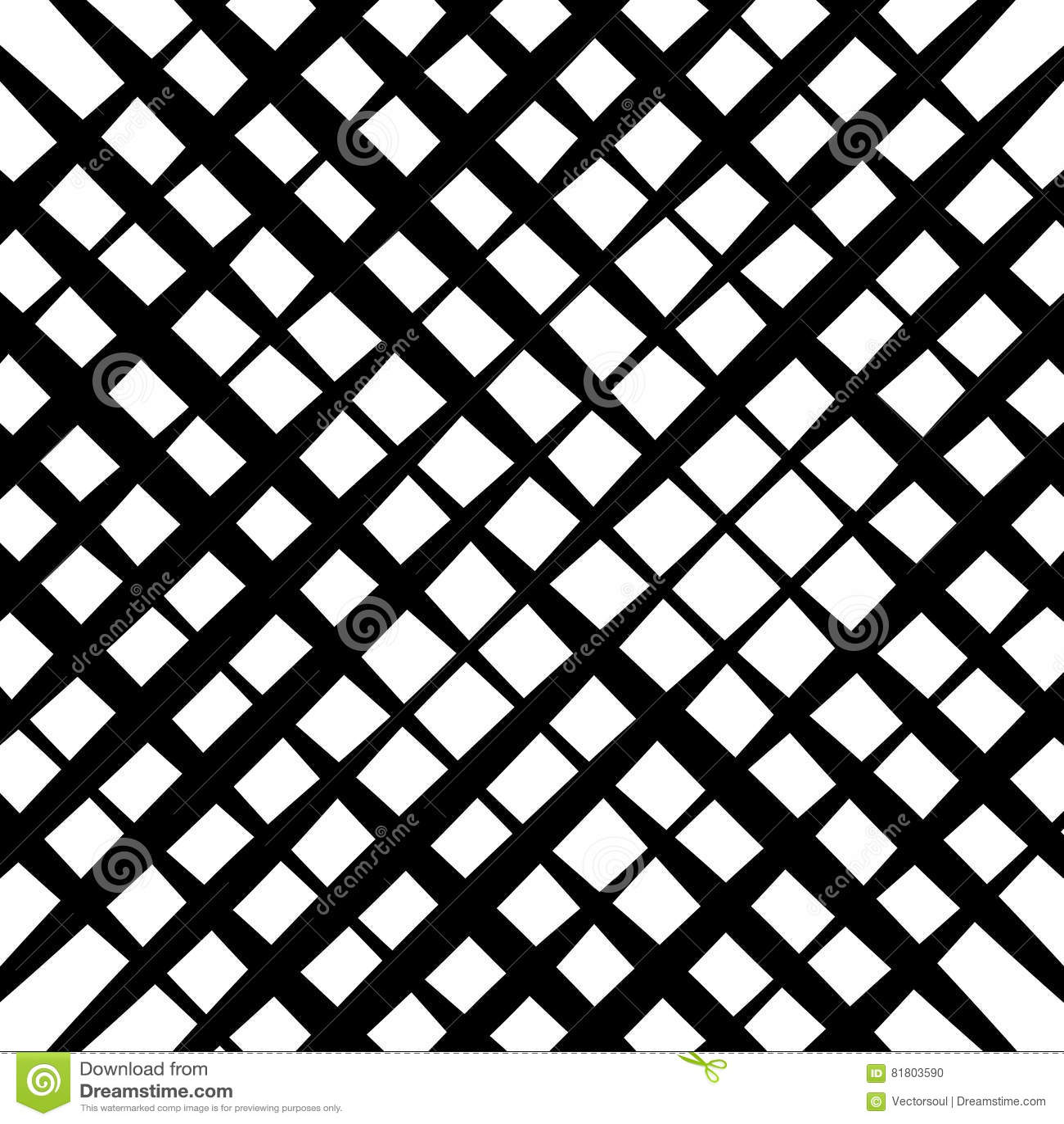 Картина отверстия щетки - солдат нерегулярной армии пересекая прямые линии Monoc