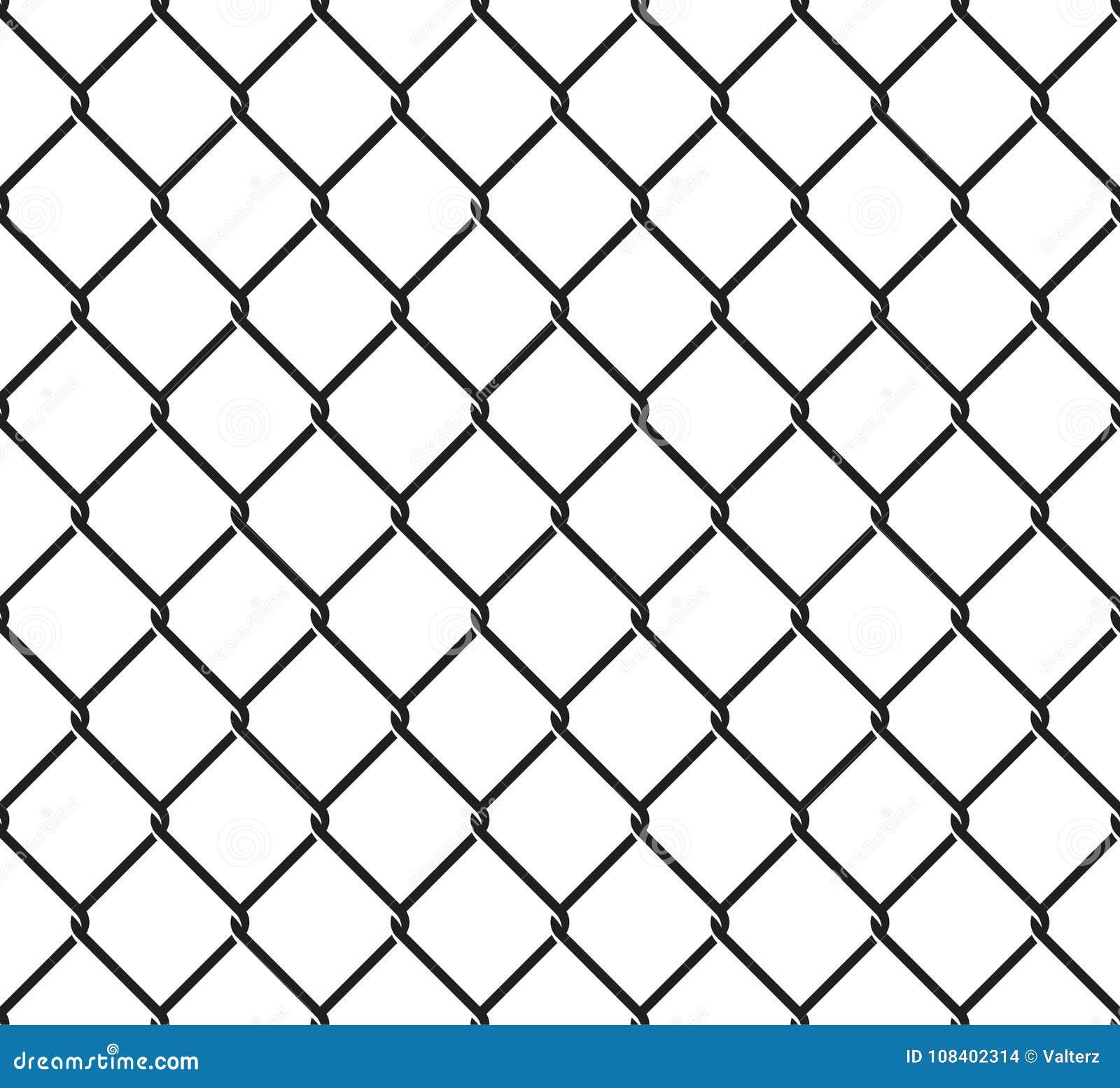 Картина Rabitz безшовная Орнамент плетения сетки Предпосылка загородки сетки