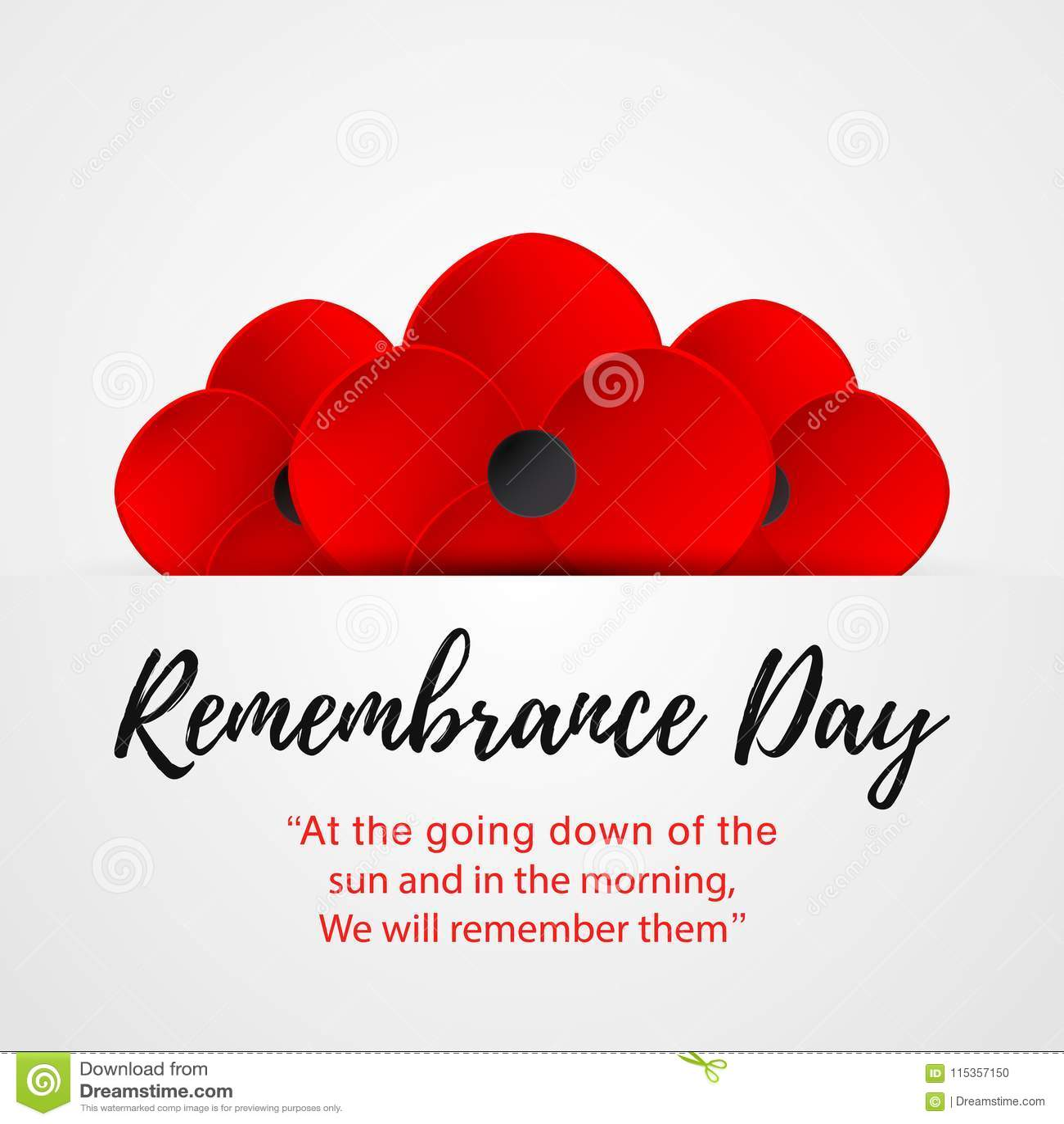 Карточка вектора день памяти погибших в первую и вторую мировые войны забудьте чтобы