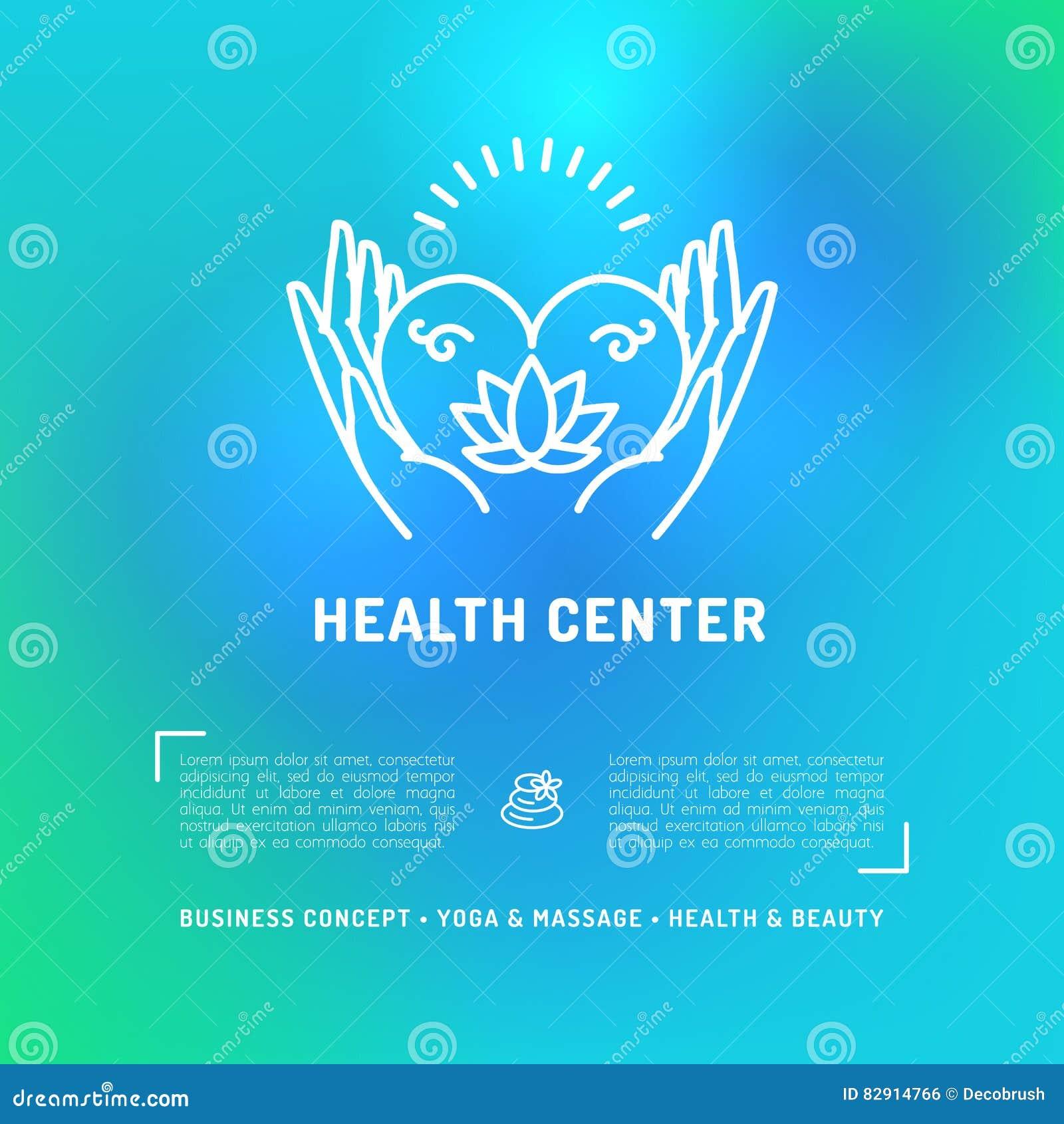 Карточка здоровья медицинского центра, салон красоты рогульки, студия массажа курорта