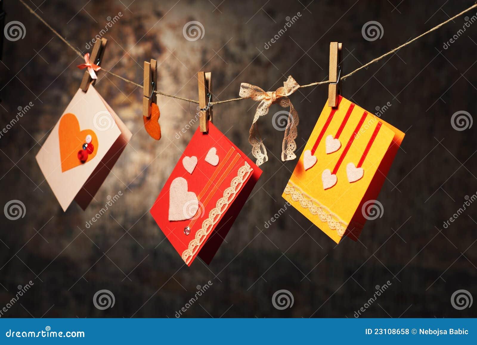 Карточки дня Valentine