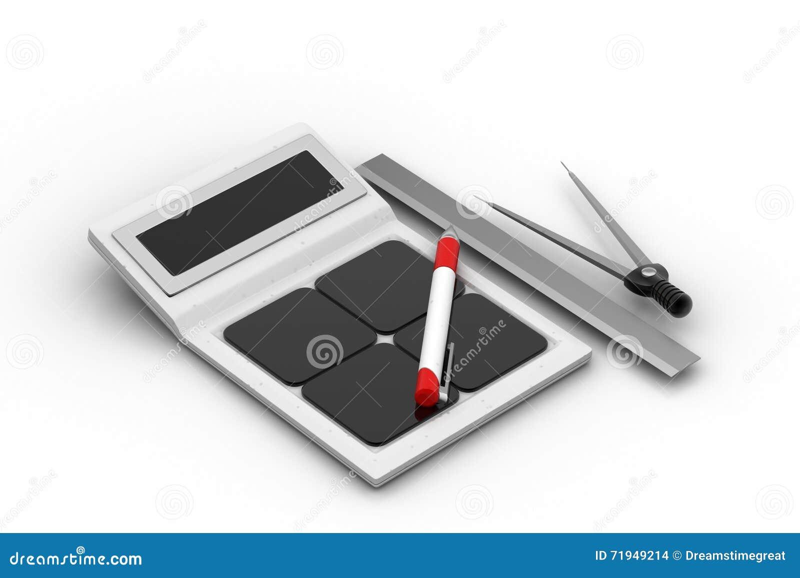 Калькулятор с инструментами инженерства