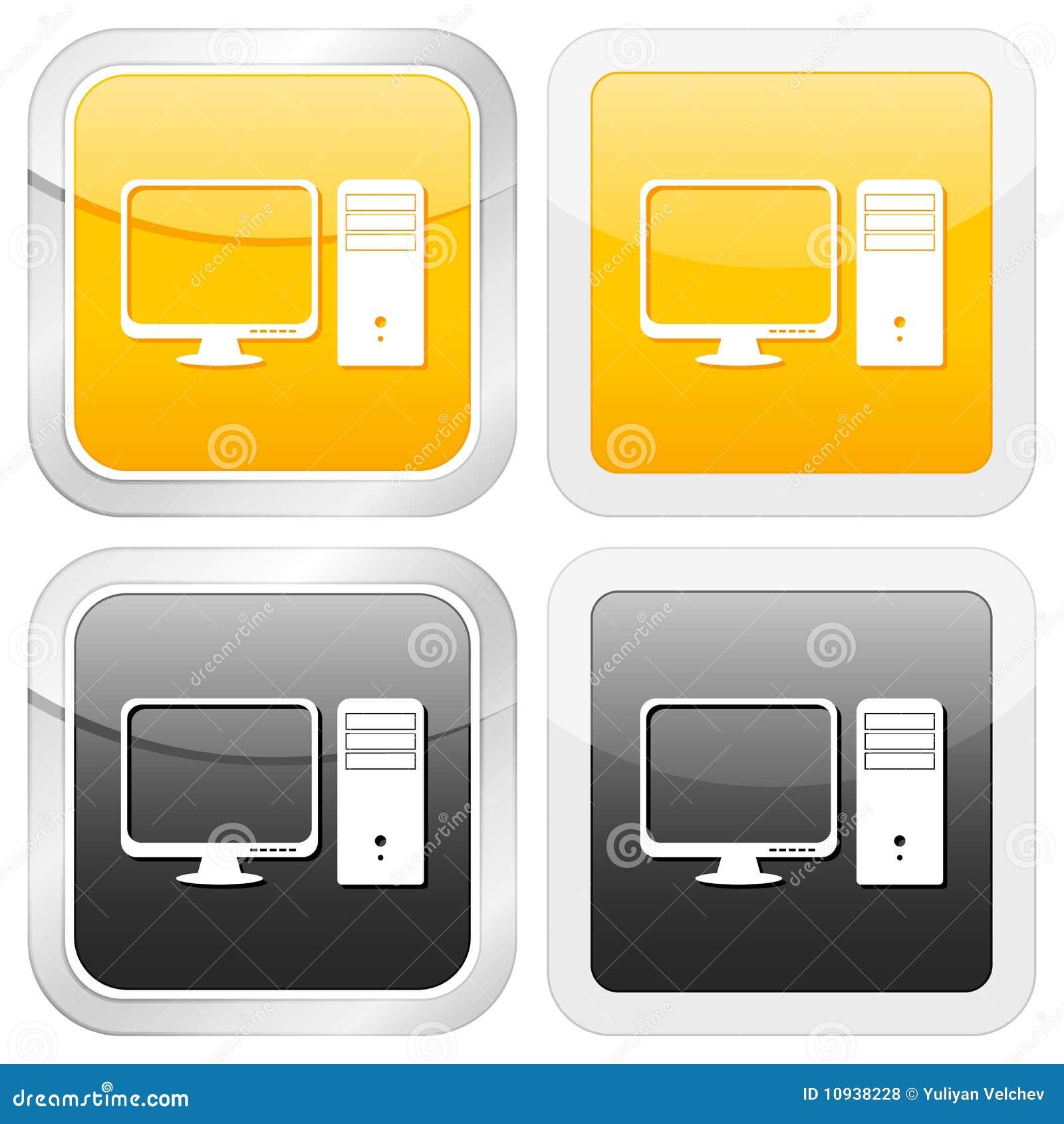 квадрат ПК иконы