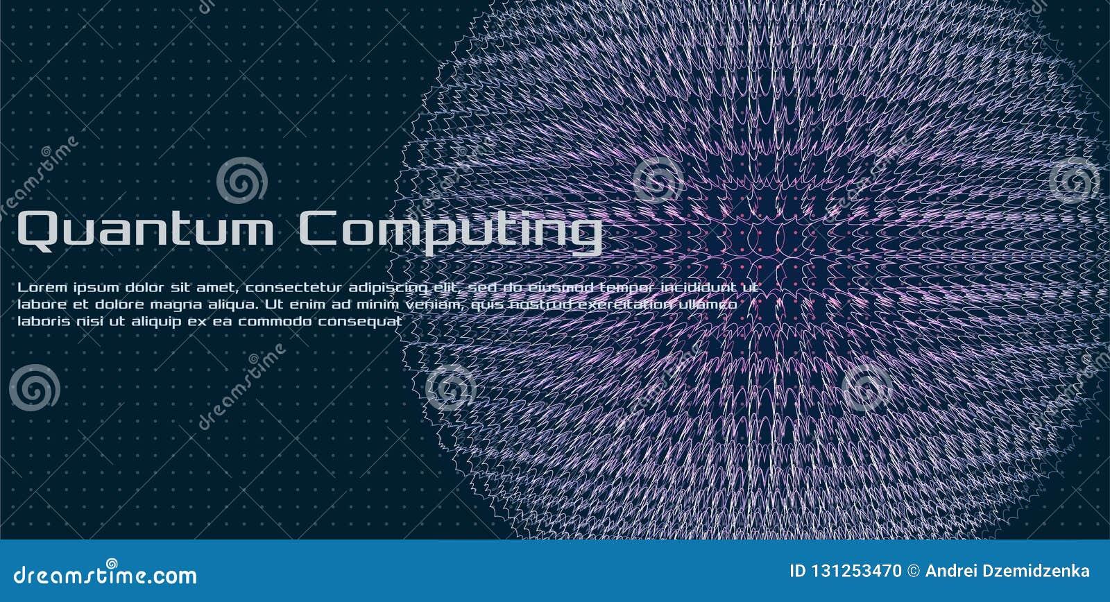 Квантовое вычисление, глубокий уча искусственный интеллект, тайнопись сигнала