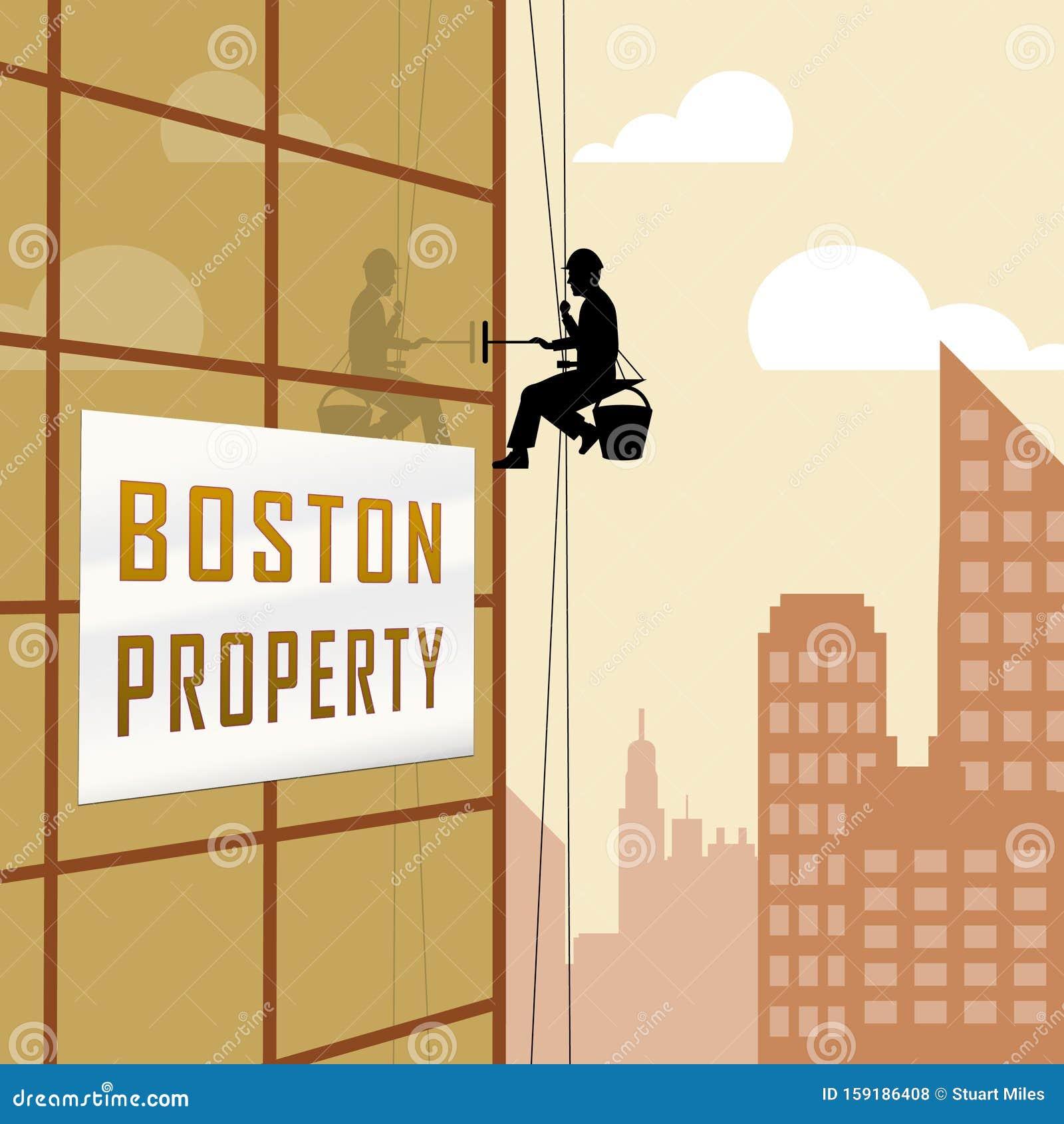 бостон недвижимость