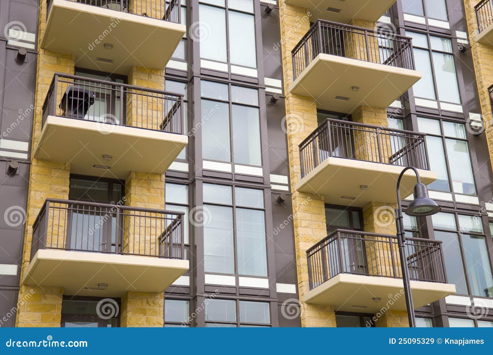 квартиры здания жилого квартала