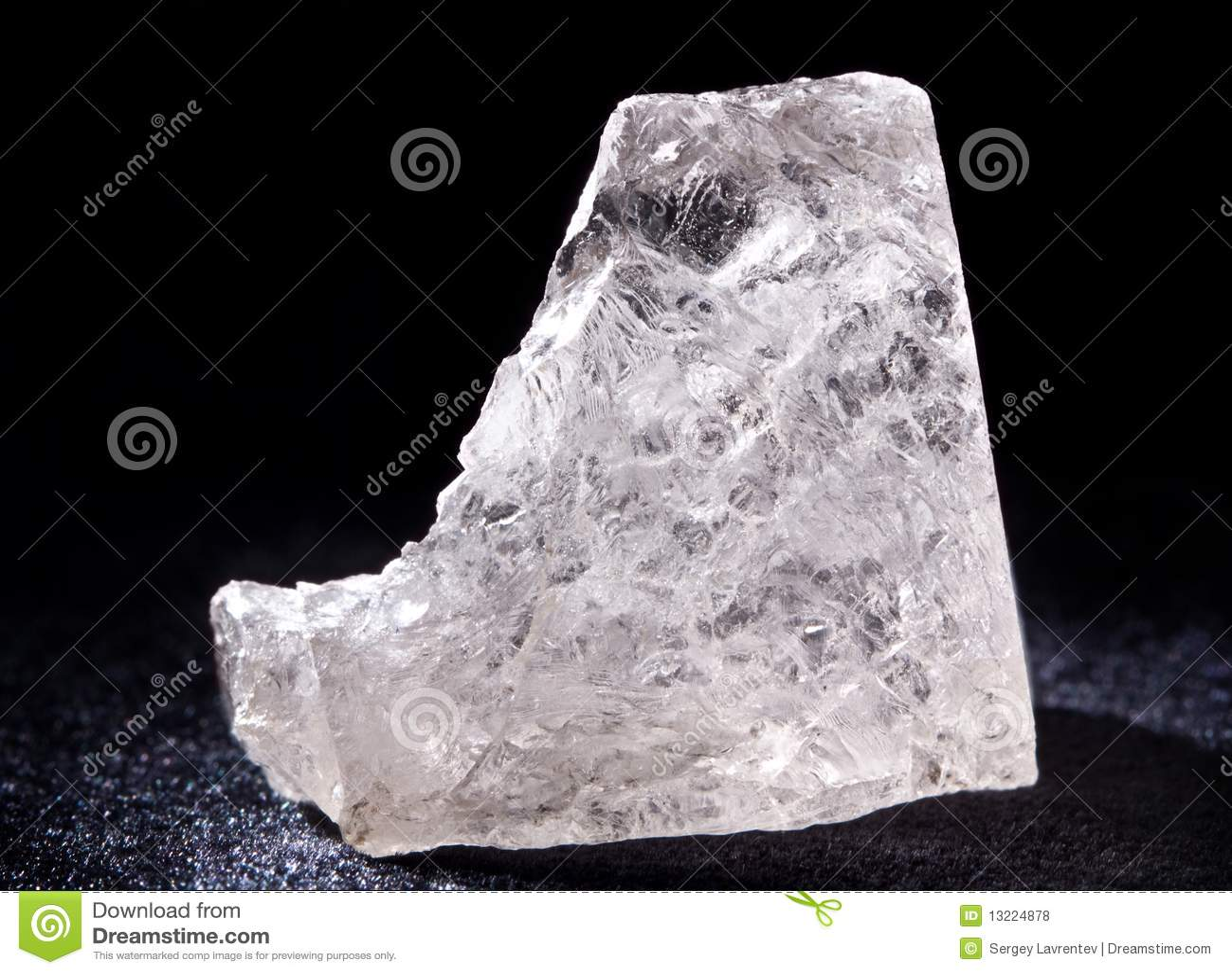 кварц закоптелый