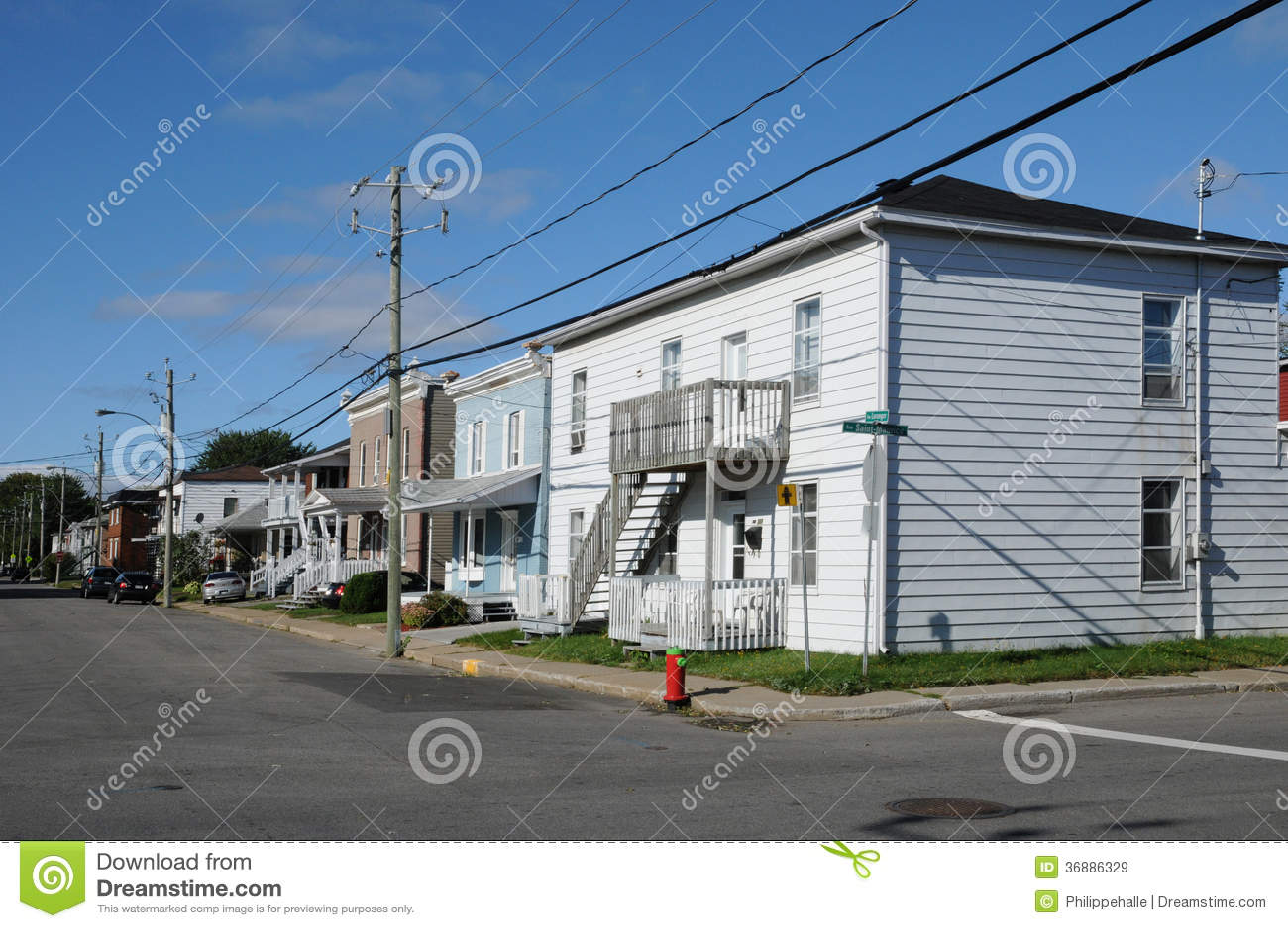Квебек, город Trois Rivieres в Mauricie