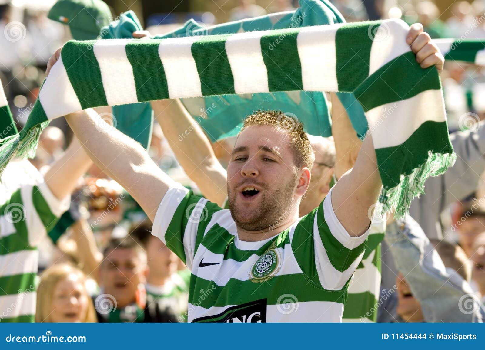 кельтские сторонницы Глазго fc