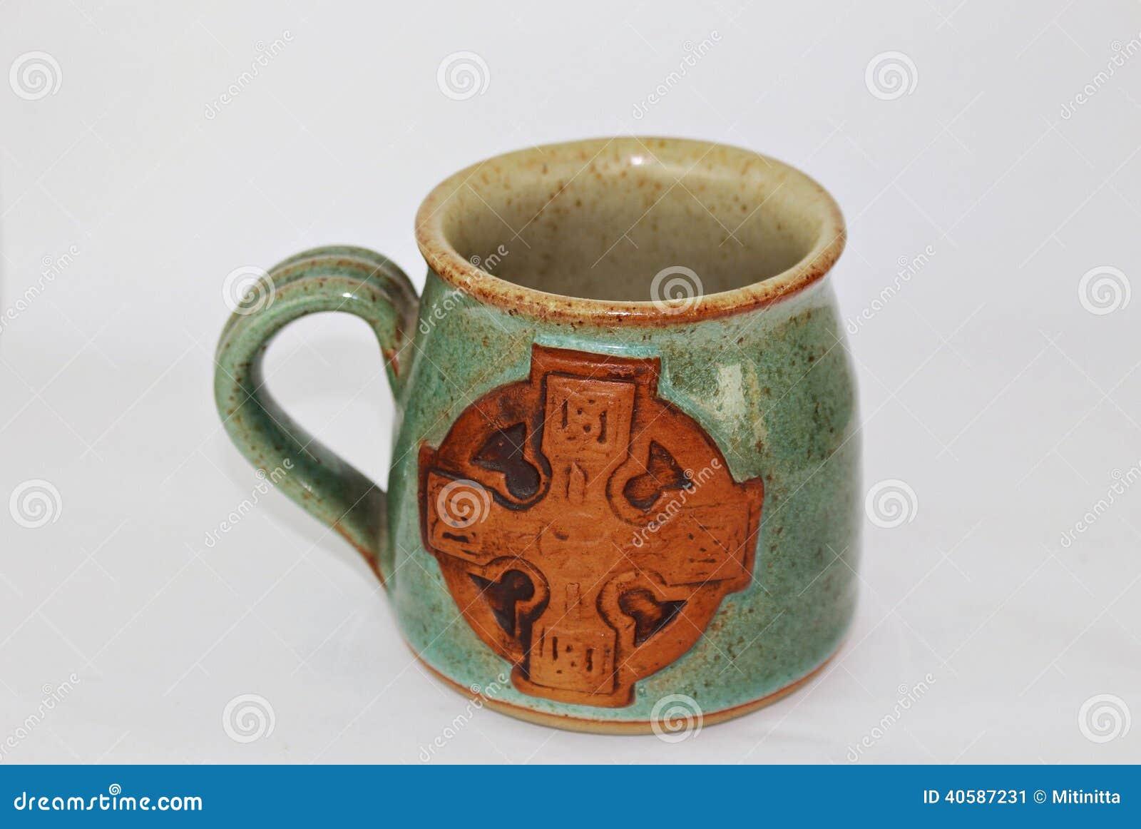 Кельтская кружка