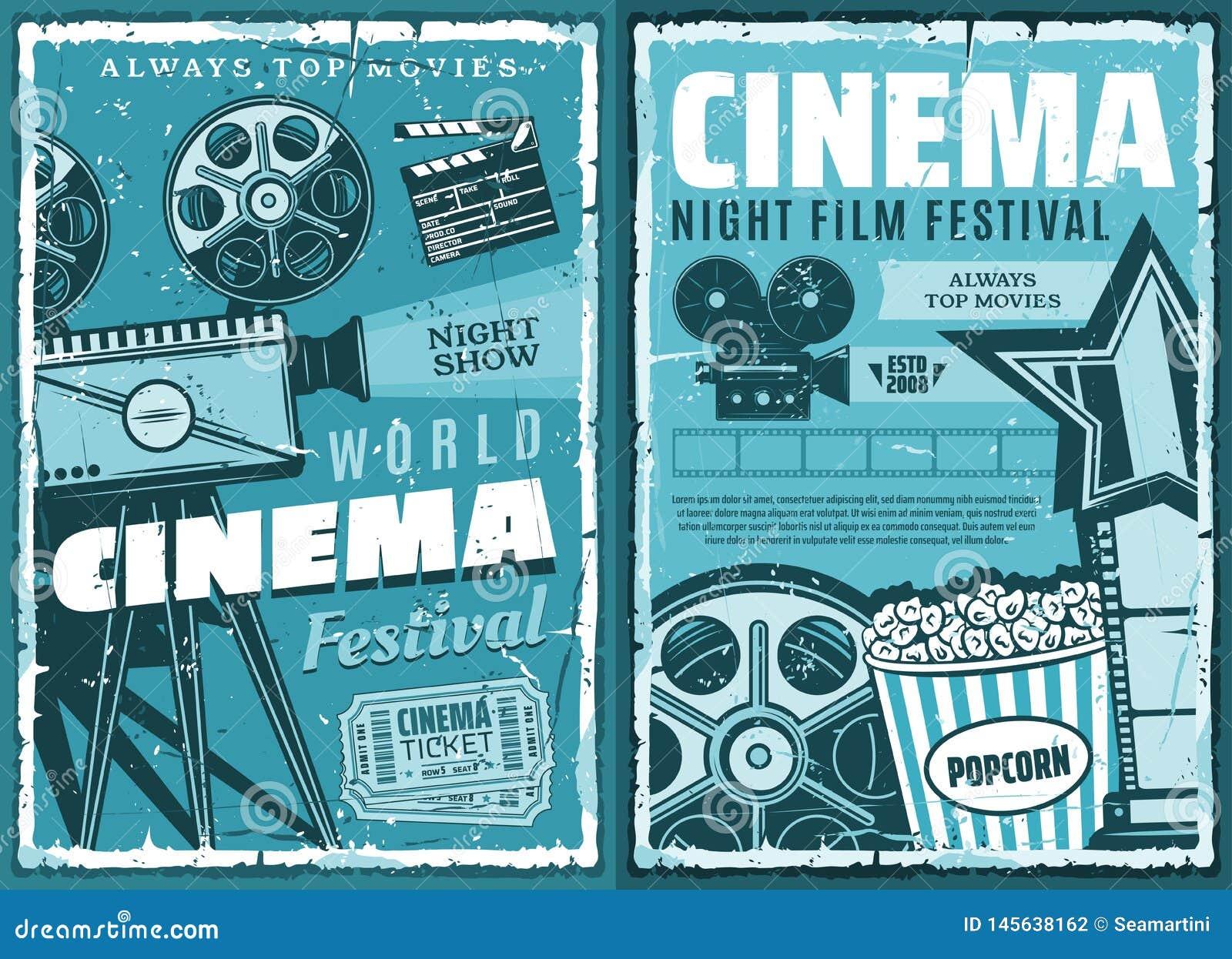 Кинемотография, фестиваль фильма кино ретро
